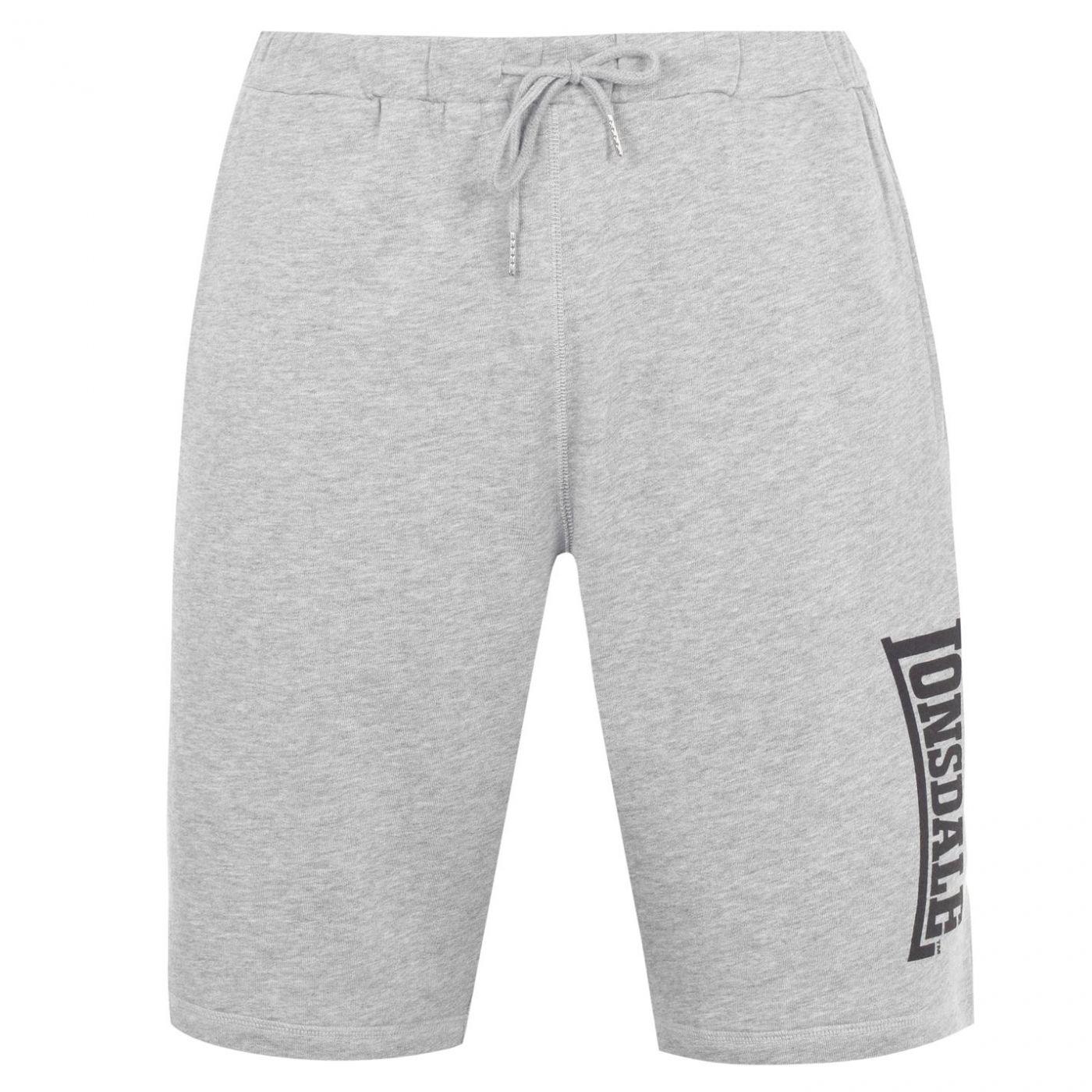 Lonsdale Japan Fleece Shorts Mens
