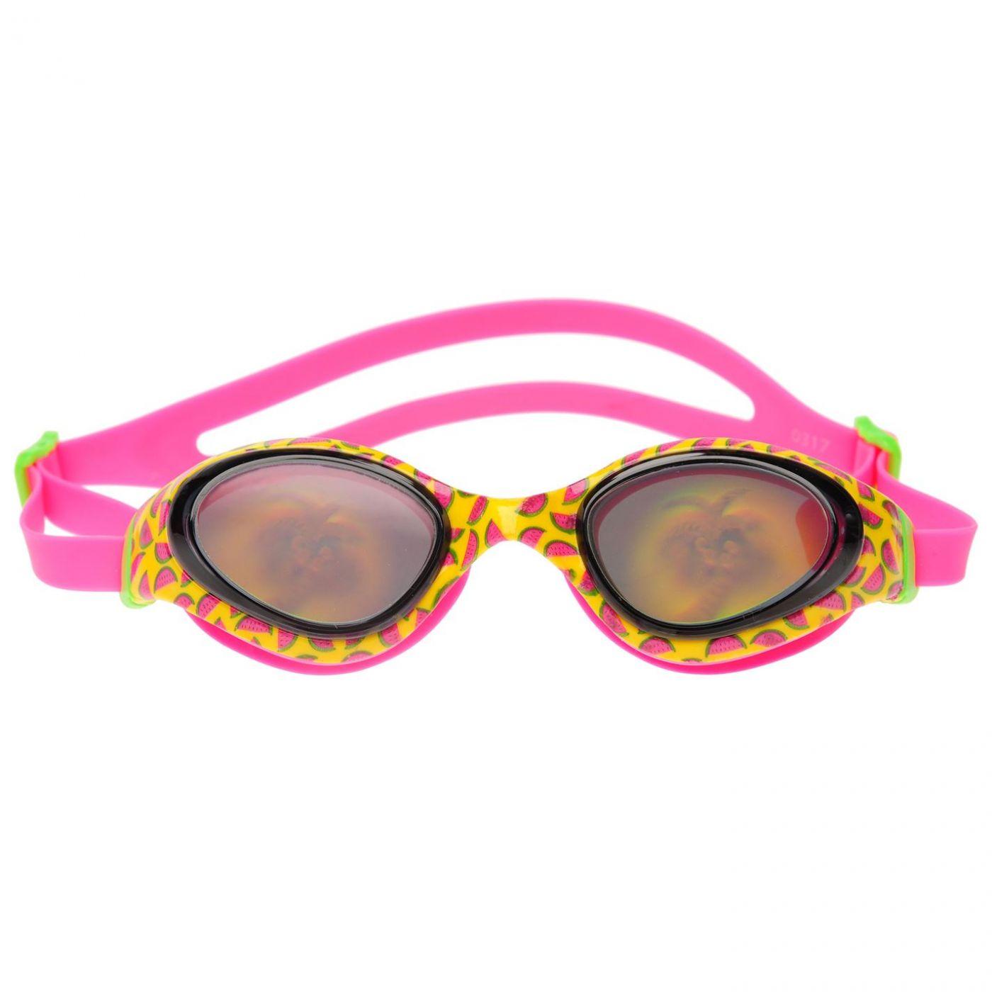 Speedo Holowonder Swimming Goggles Junior Girls