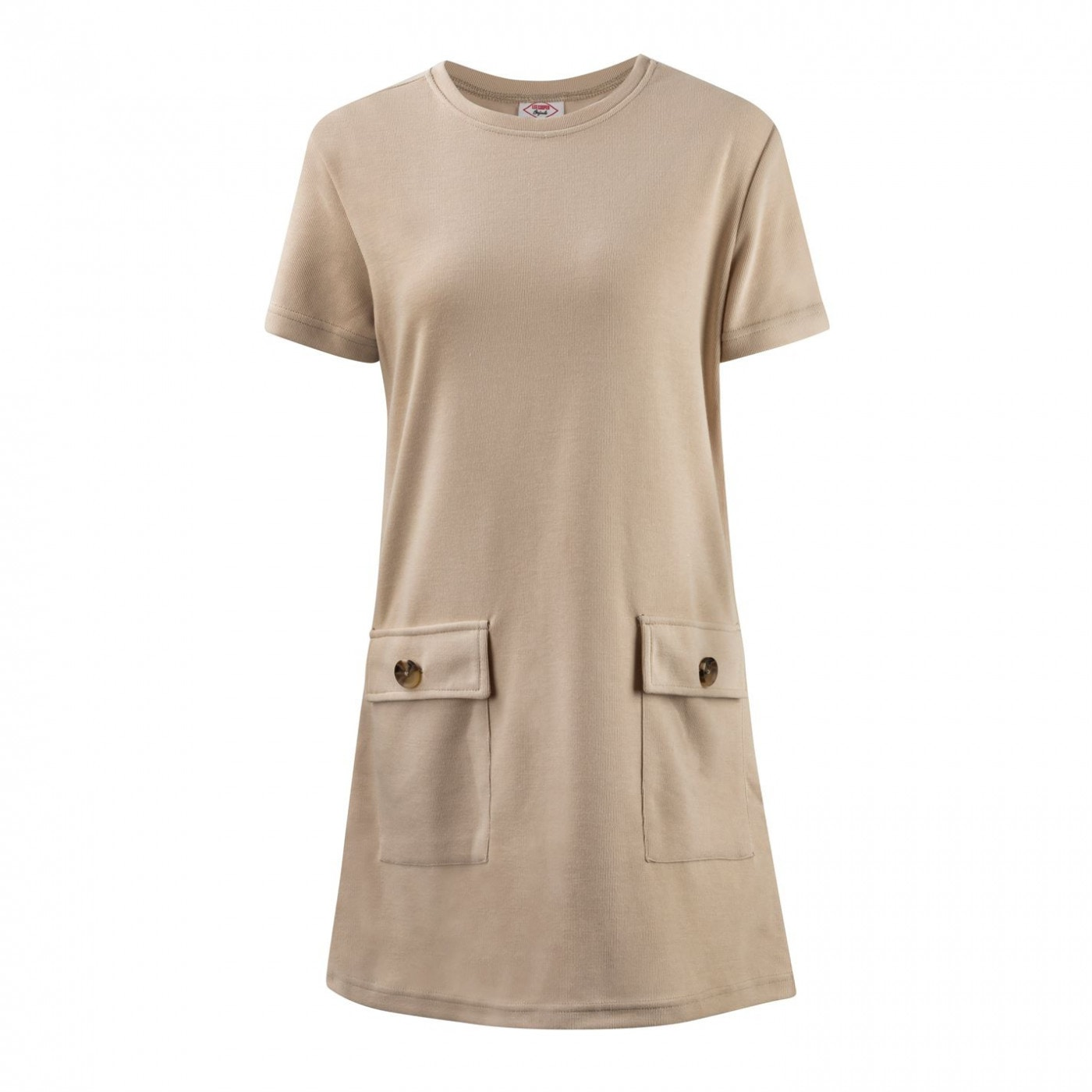 Lee Cooper Pocket Dress Ladies