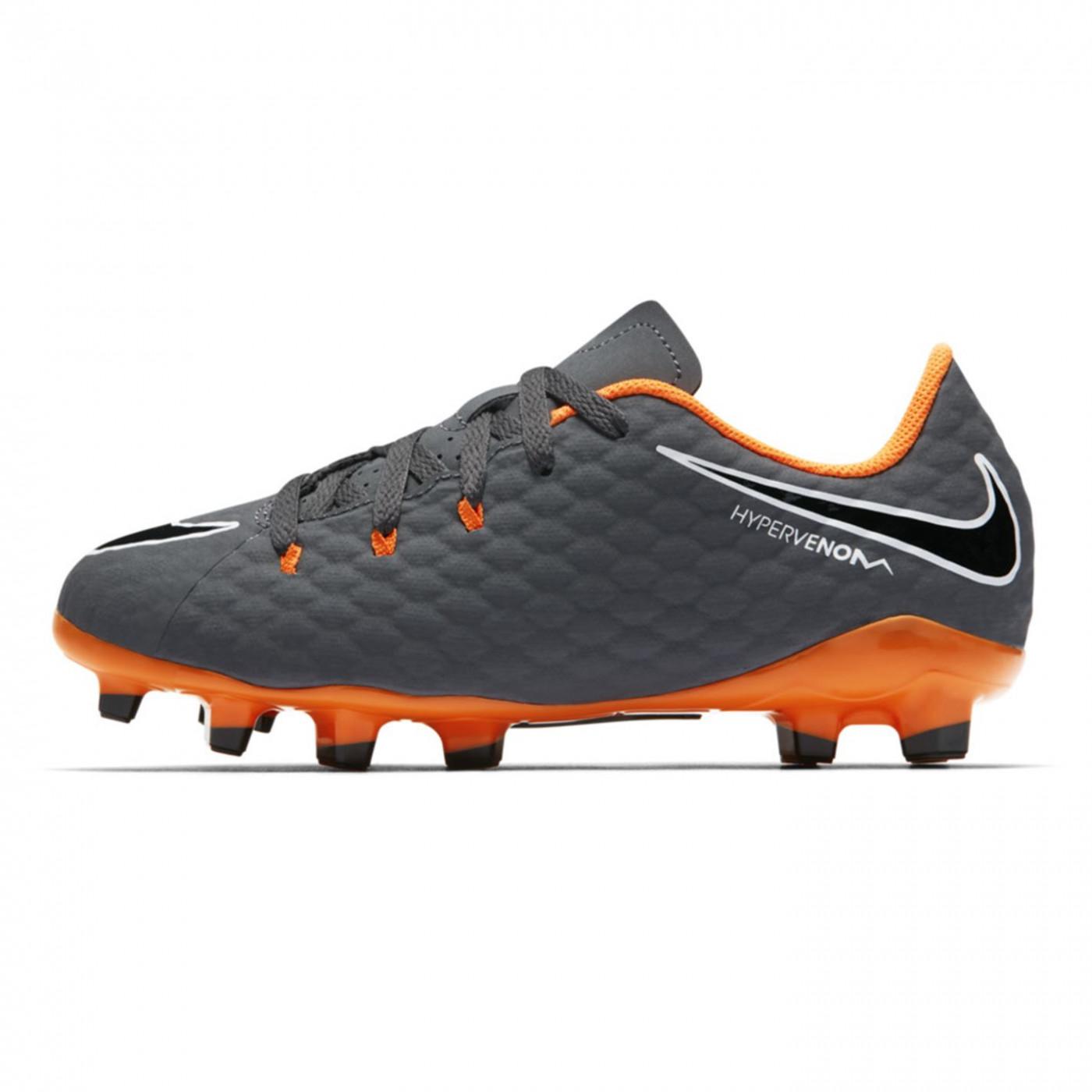 fe28fe652 Nike Hypervenom Phantom Academy Junior FG Football Boots - FACTCOOL