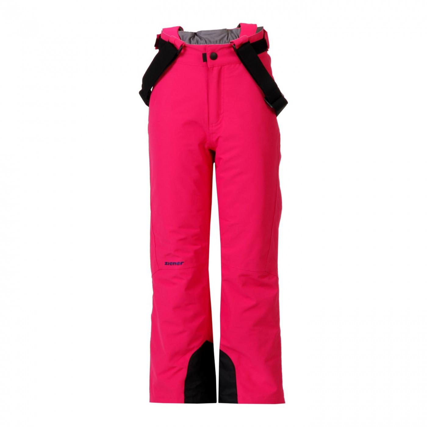 Ziener Altan Ski Pant Junior Girls