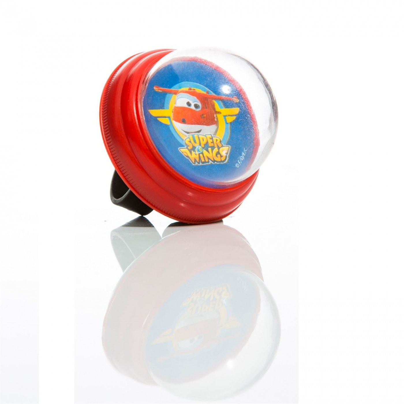 Super Wings Soft Bell