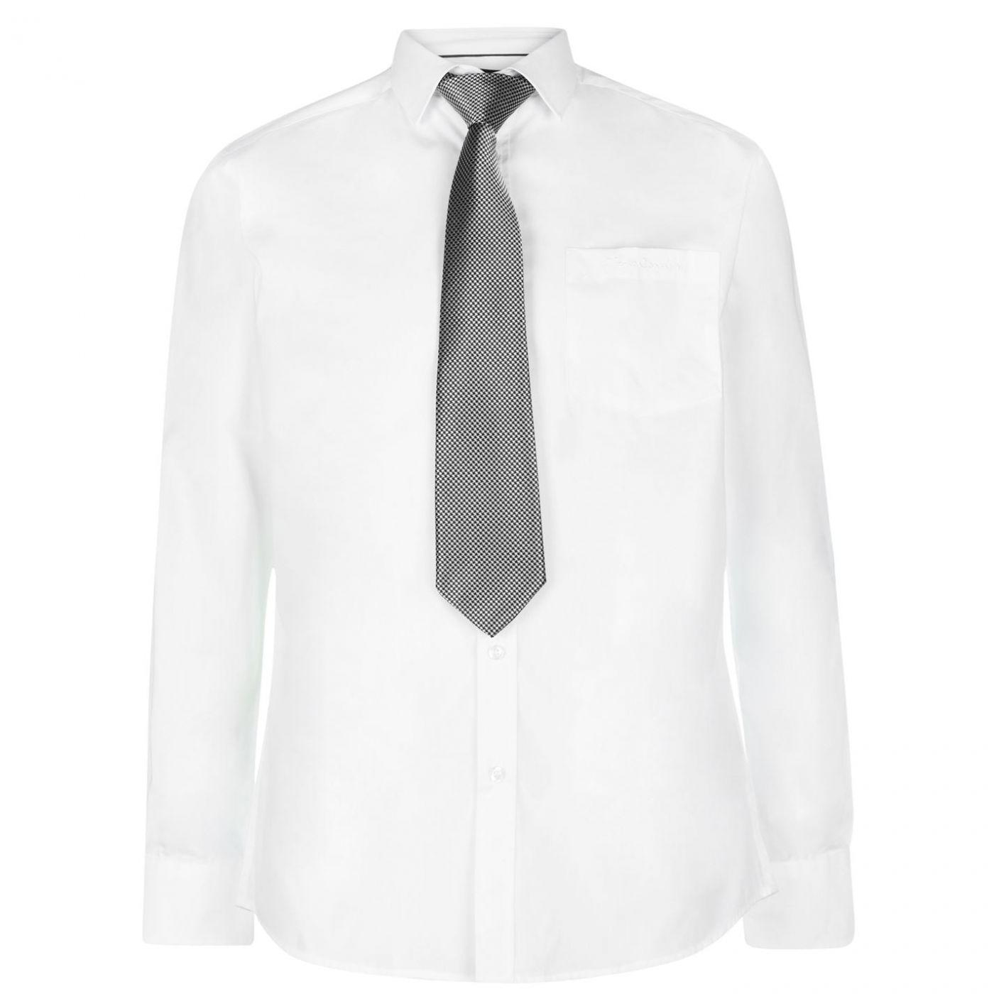 Men's shirt Pierre Cardin Shirt and Tie Set