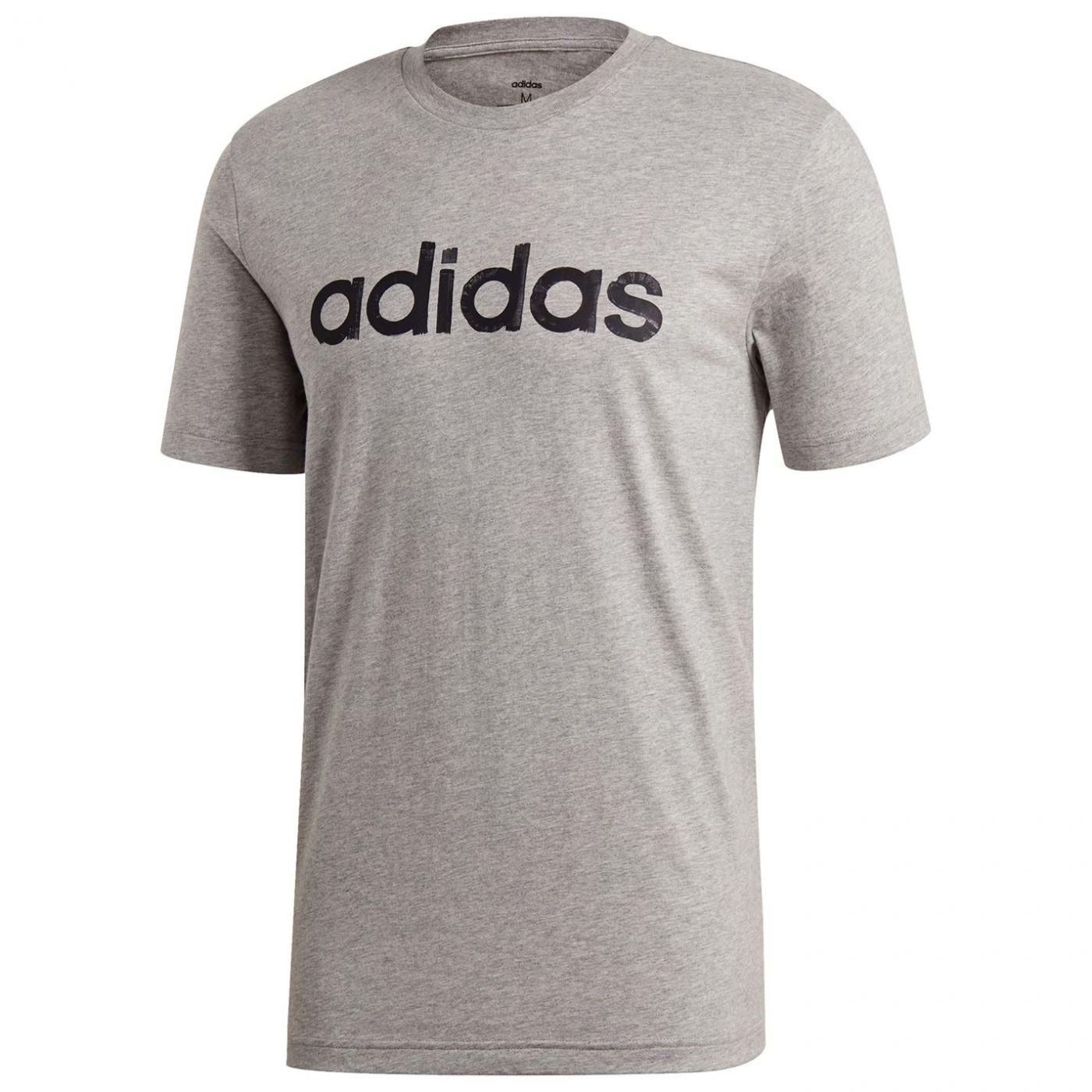 Adidas Paint Logo Mens T Shirt