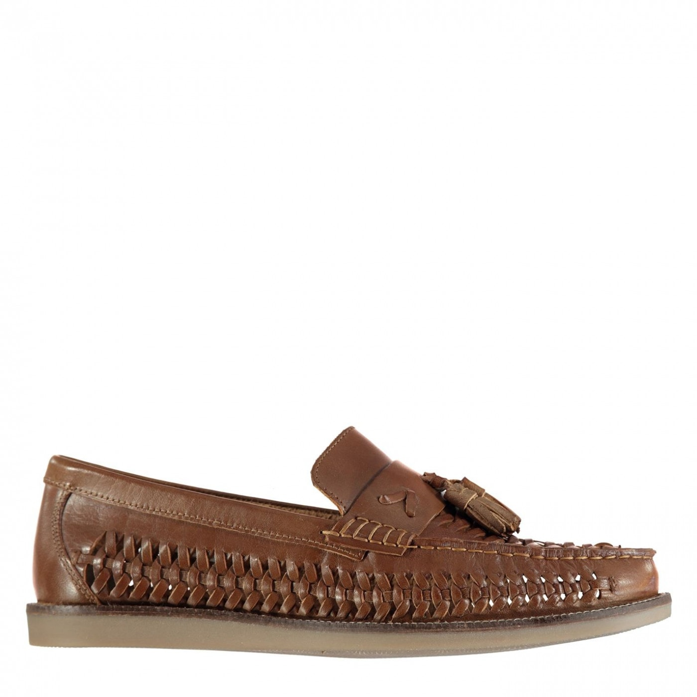 Men's loafers Firetrap Marrone Woven