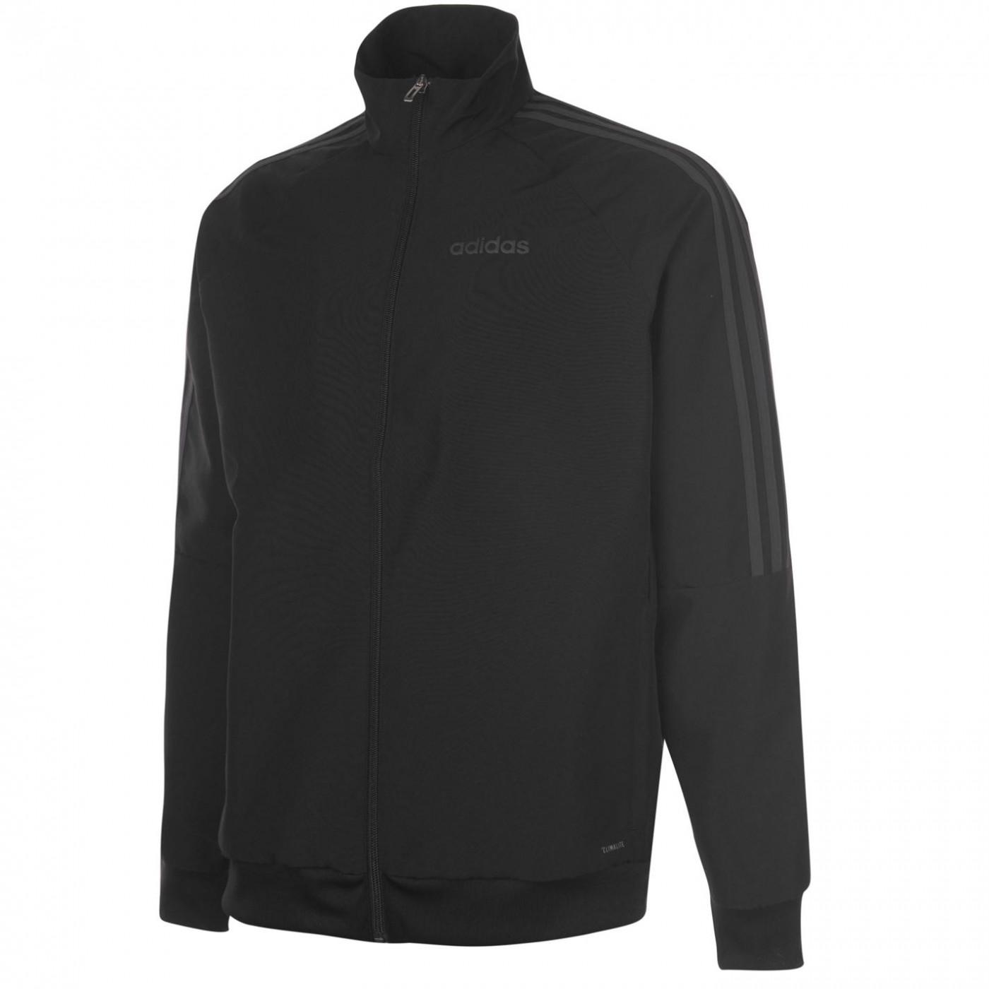 Adidas Sereno Track Jacket Mens