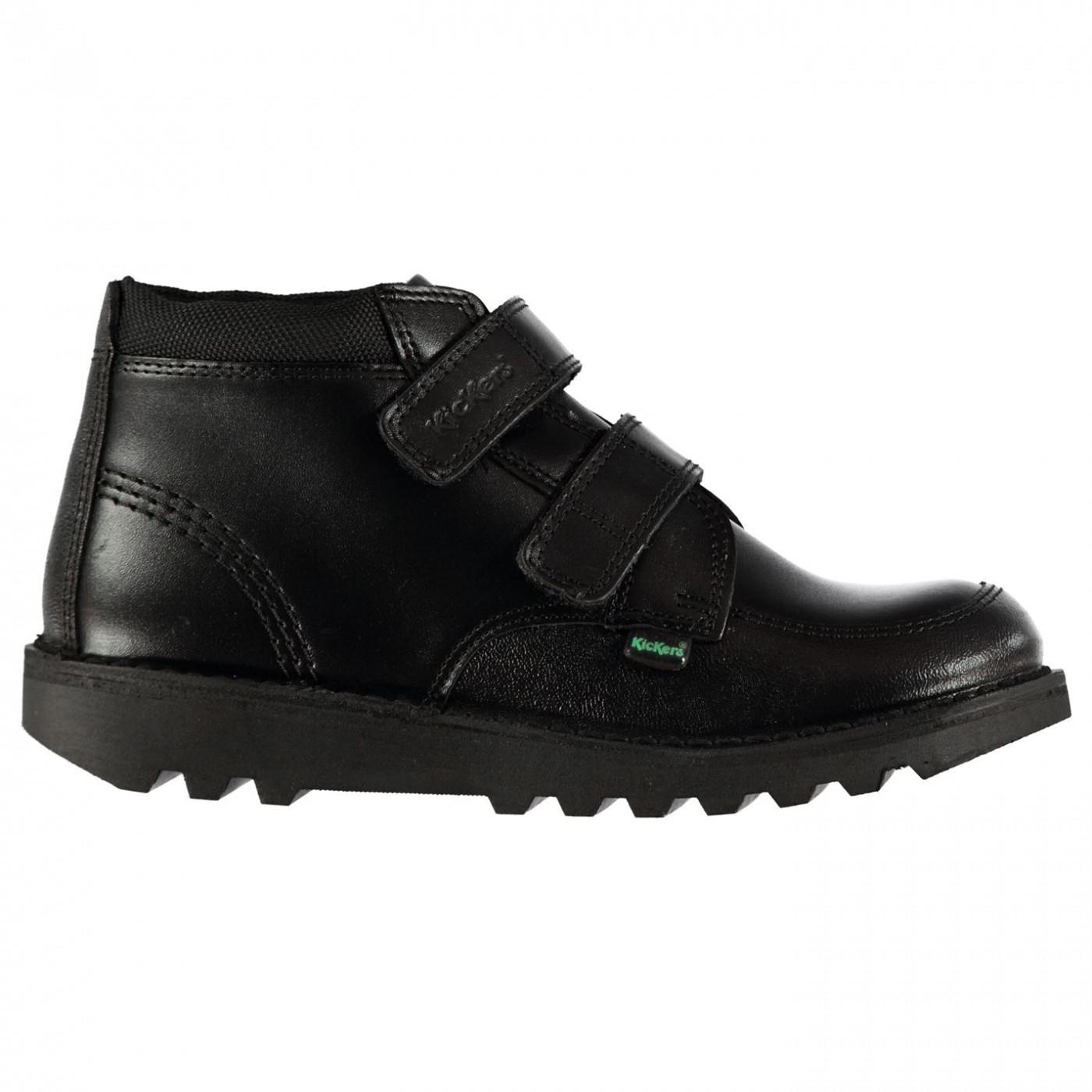 Kickers Hi Scuff Shoes
