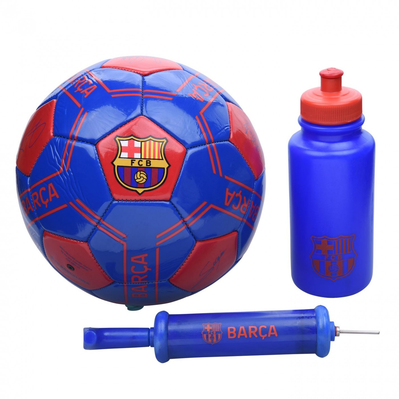 Team Football Gift Set