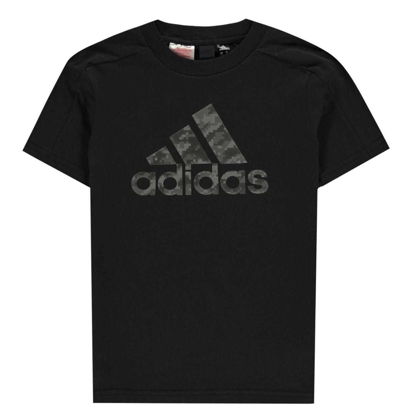 Adidas ID T Shirt Junior Boys