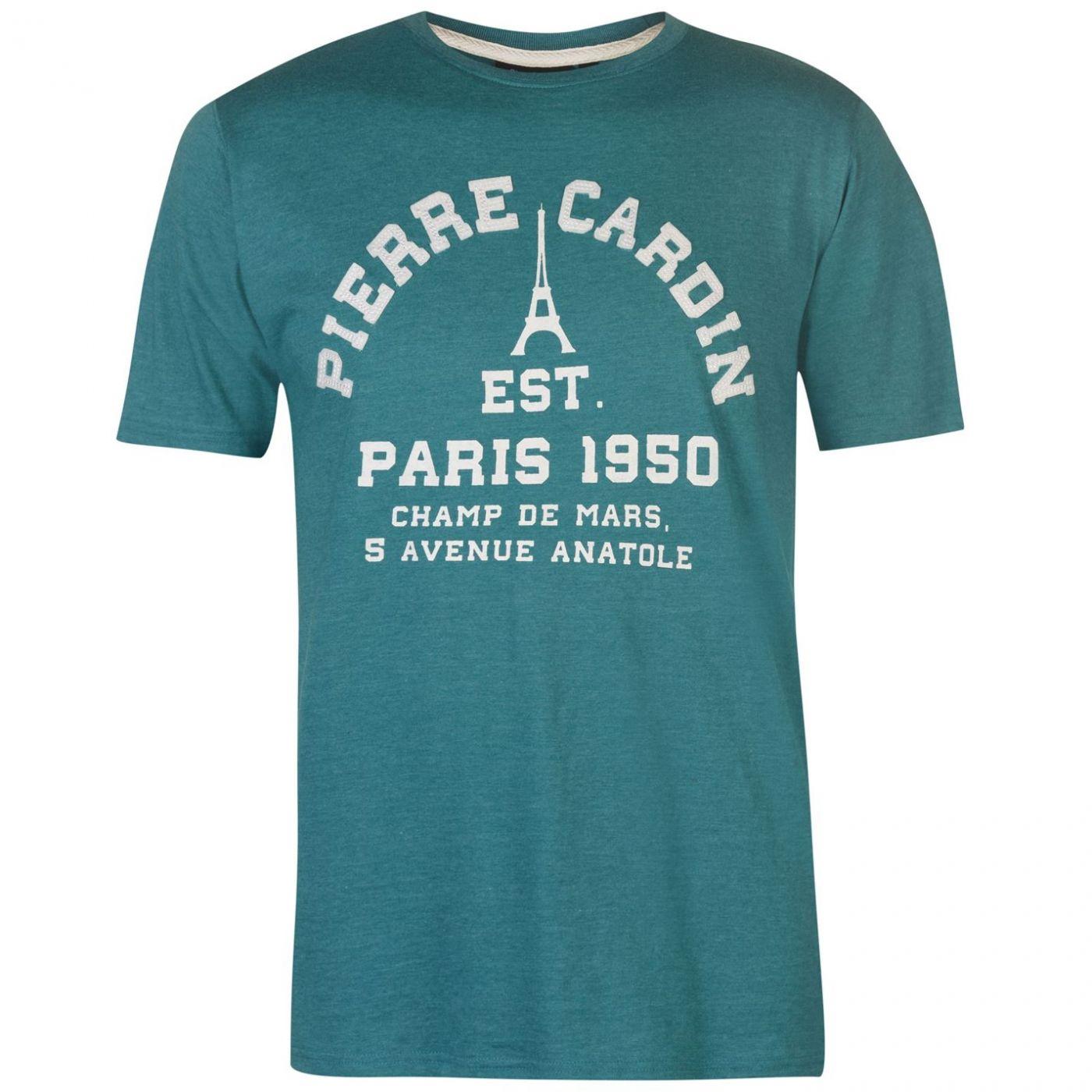 Pierre Cardin Eiffel Tee Mens