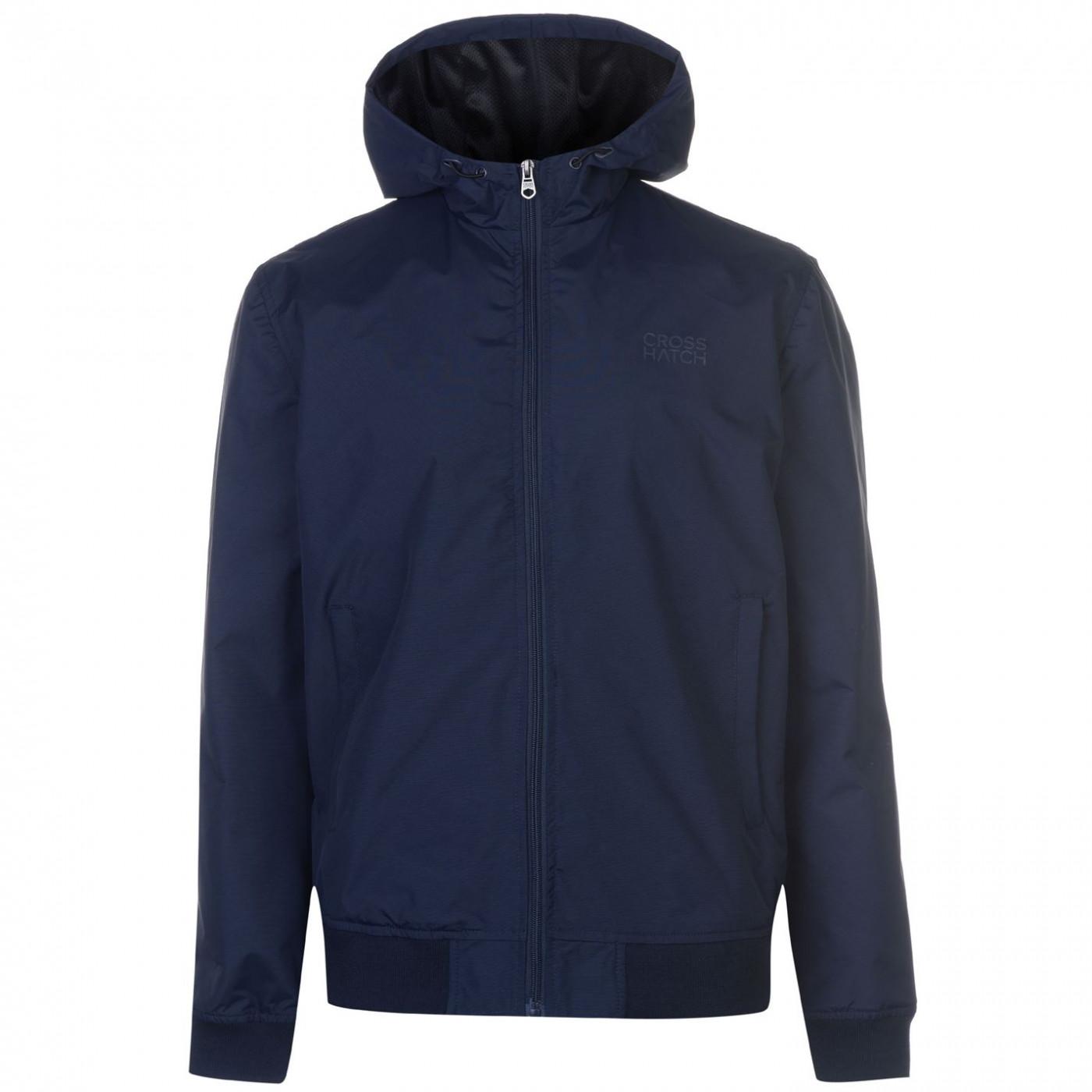 Crosshatch Saverio Jacket Mens
