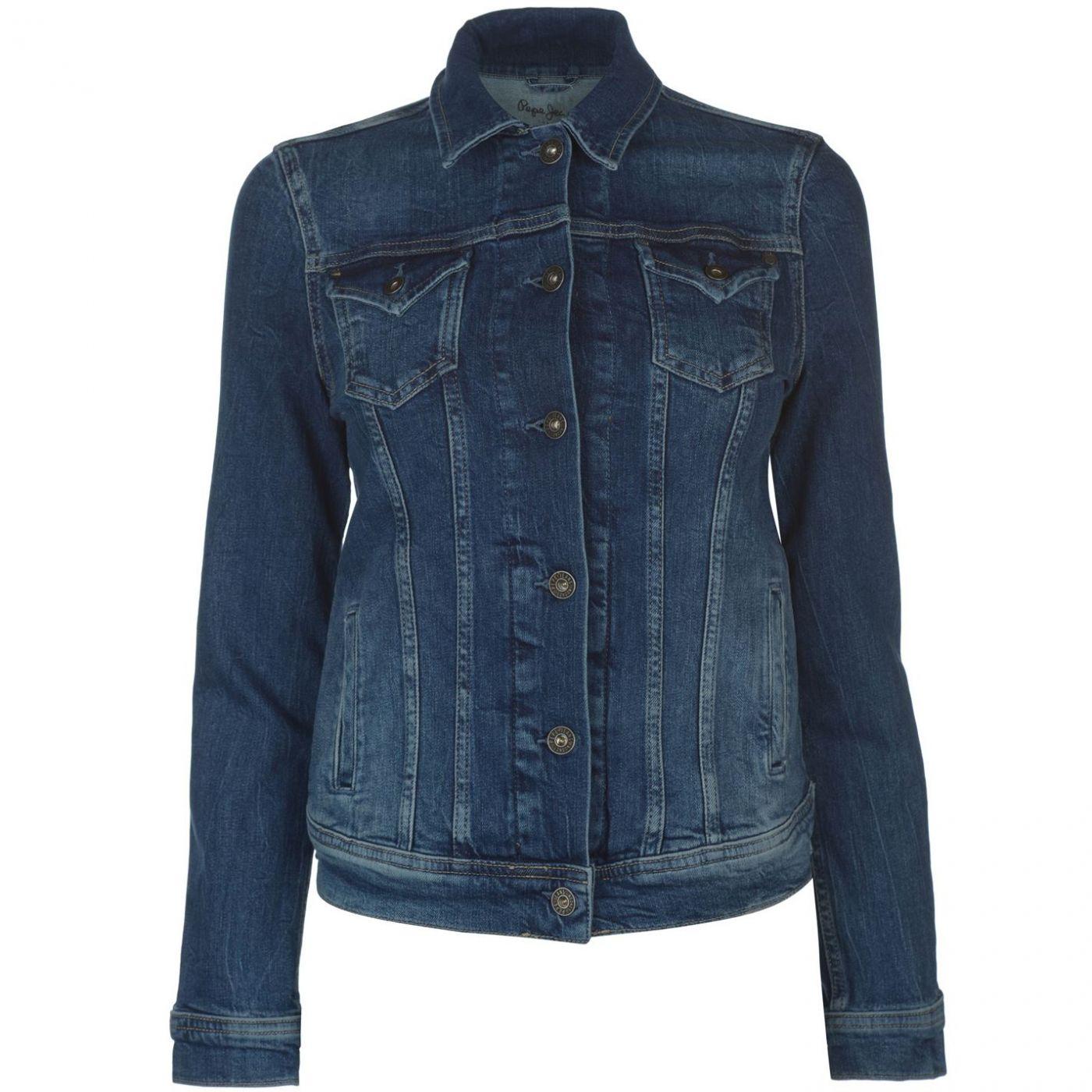 Pepe Jeans Thrift Denim Jacket