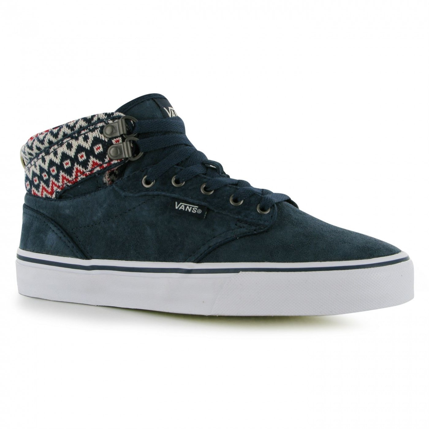 Vans Atwood Hi Top Trainers Ladies
