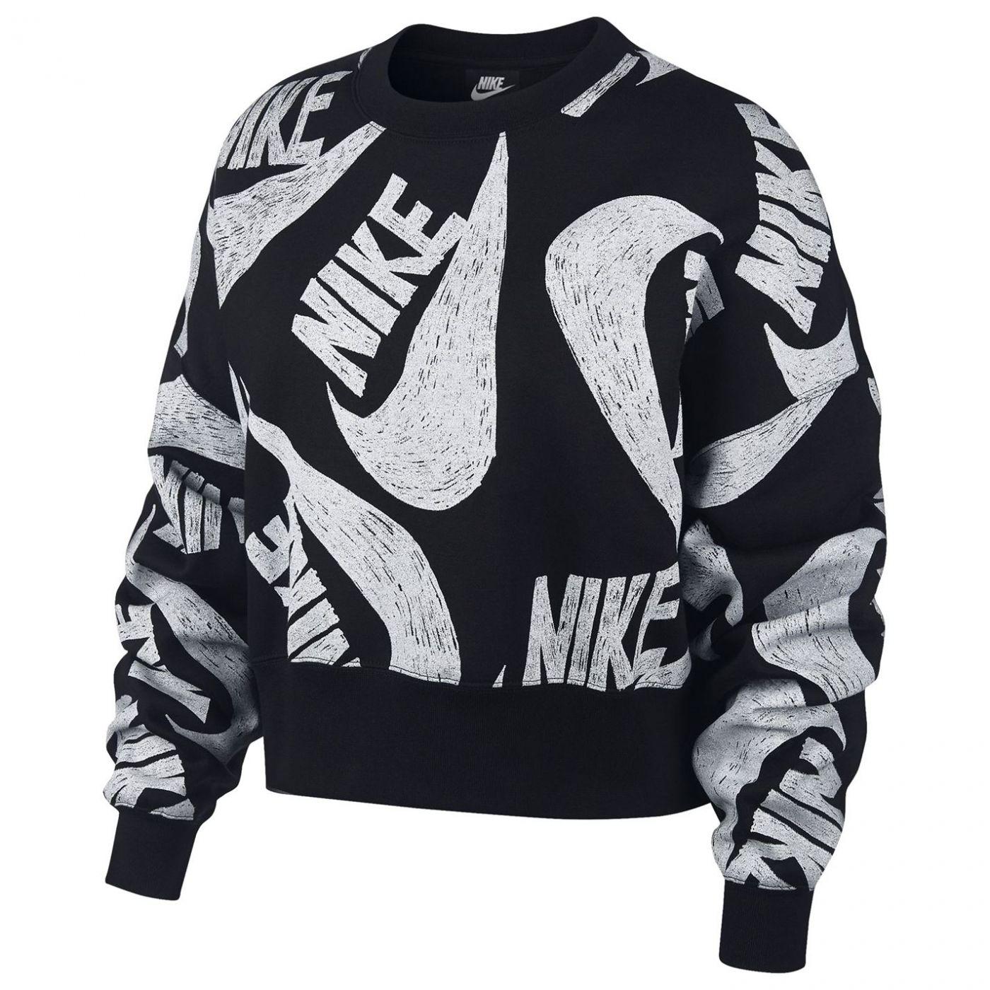 Nike Icon Clash Crew Sweatshirt Ladies