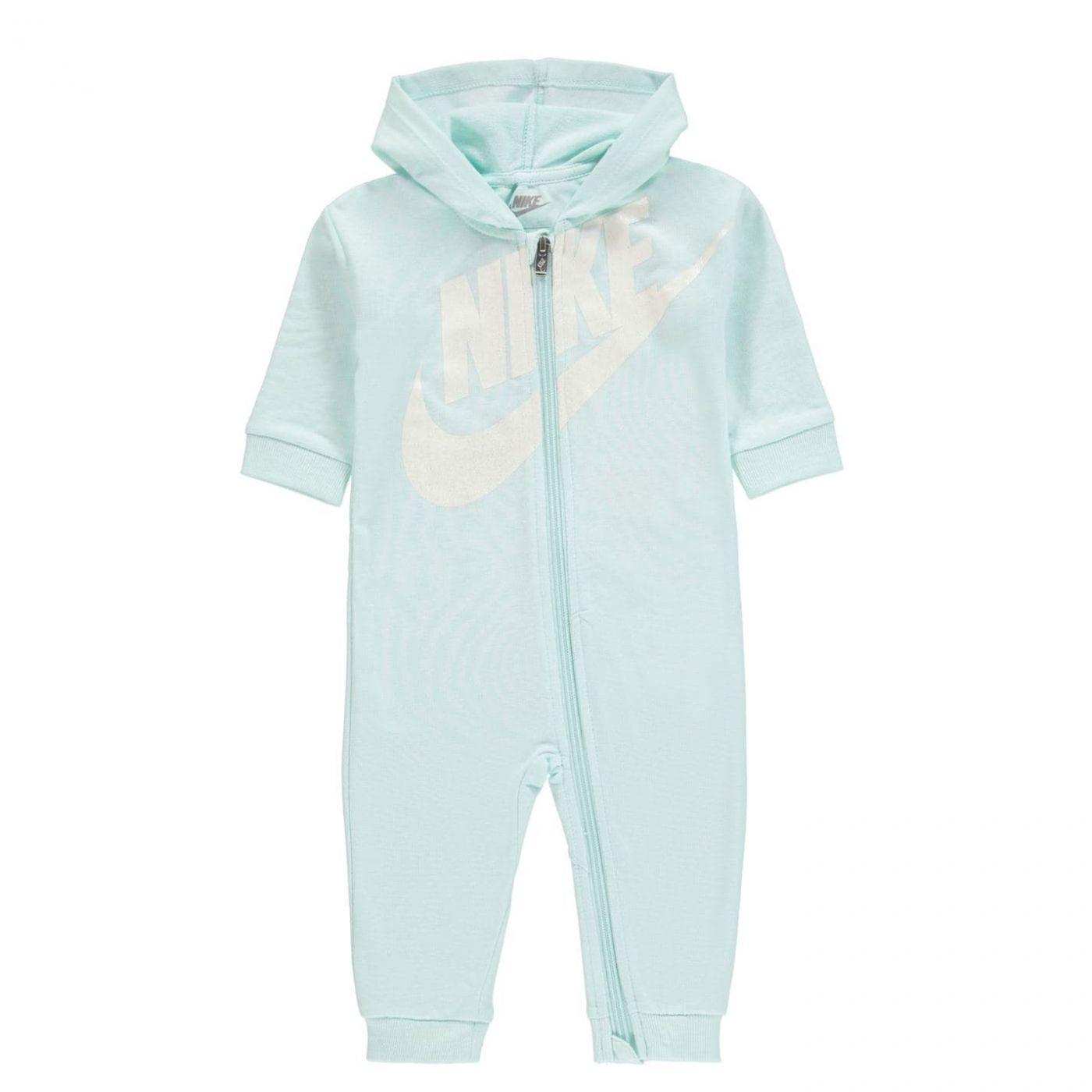 Nike Swoosh Romper Baby Girls