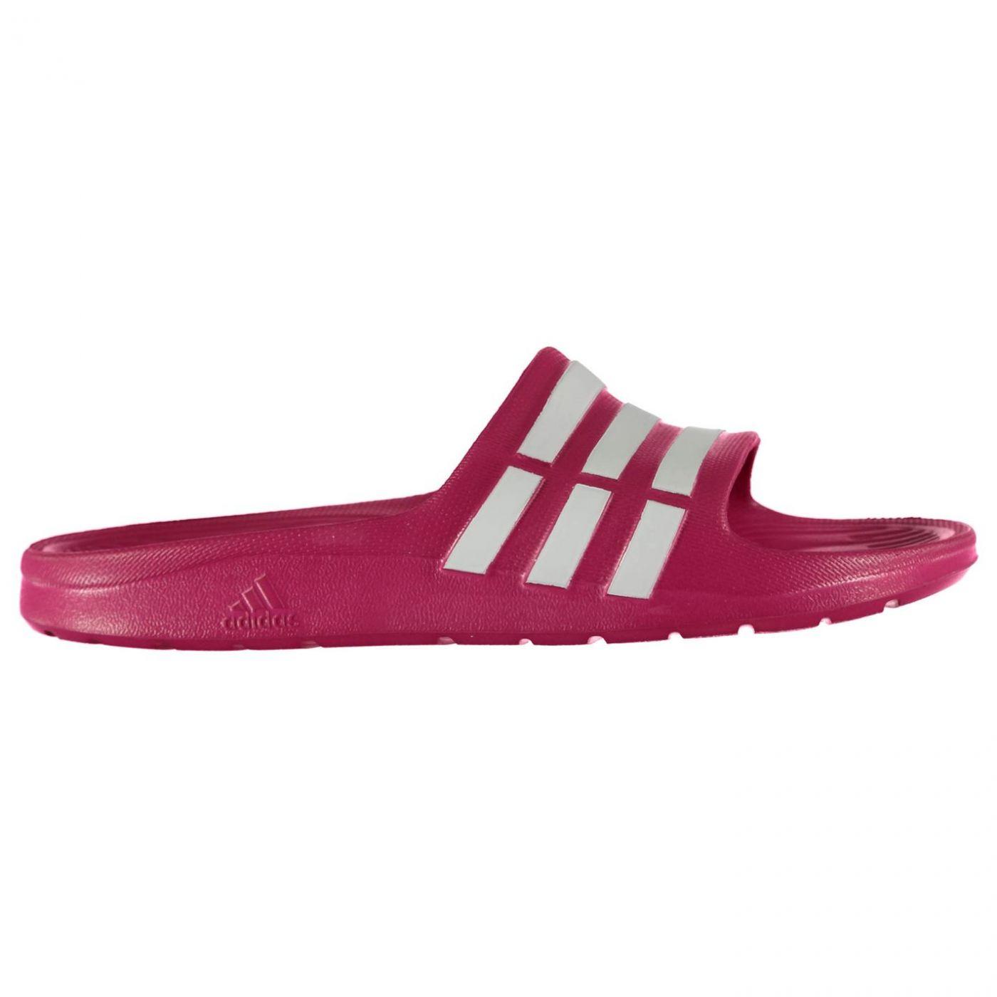 Adidas Duramo Slide Pool Shoes Girls