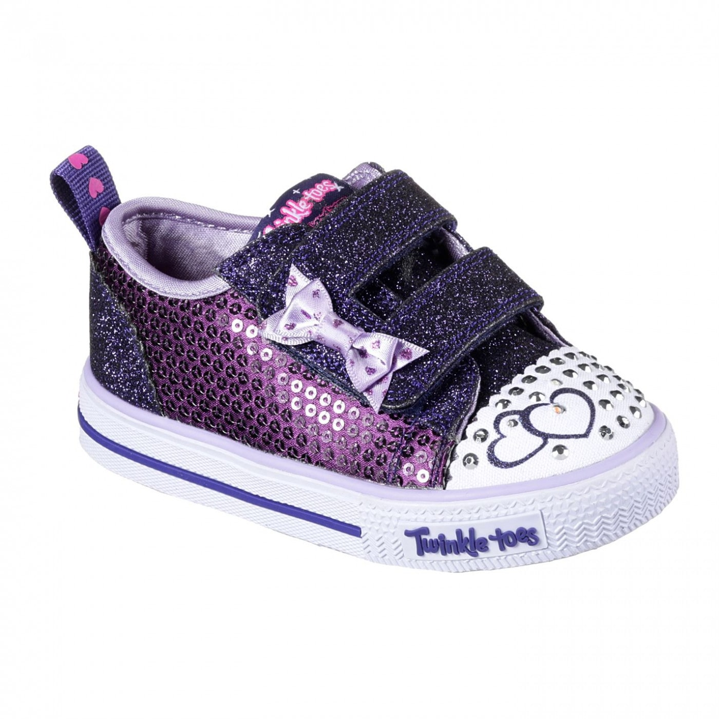 Skechers Twinkle Toes Itsy Bitsy Shoes Infant Girls
