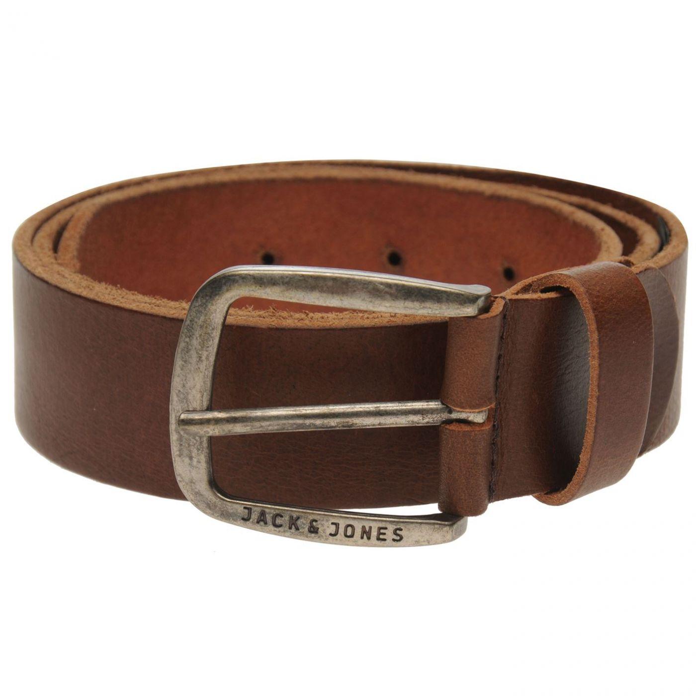 Jack and Jones Paul Leather Belt