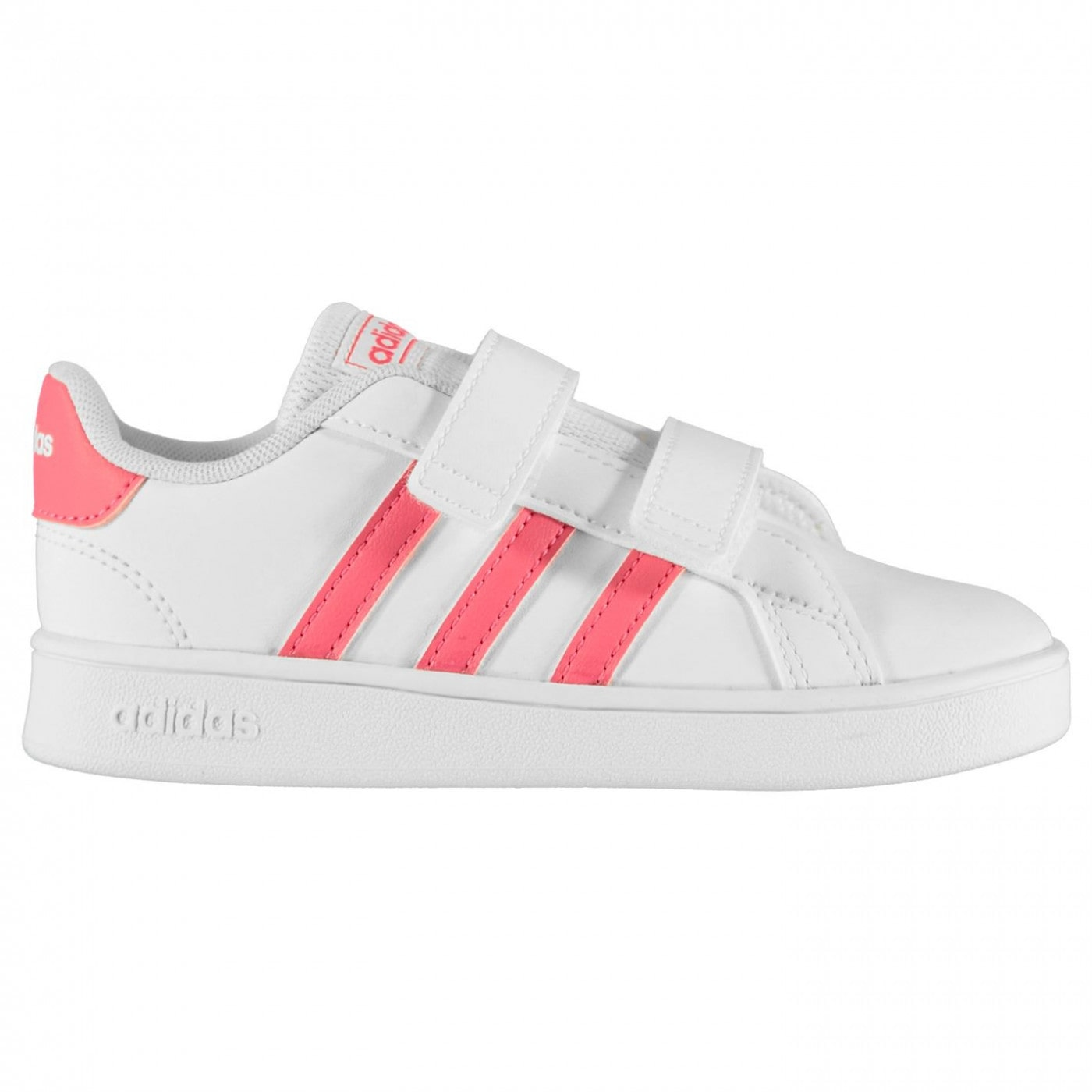 Adidas Grand Court Infant Girls Trainers