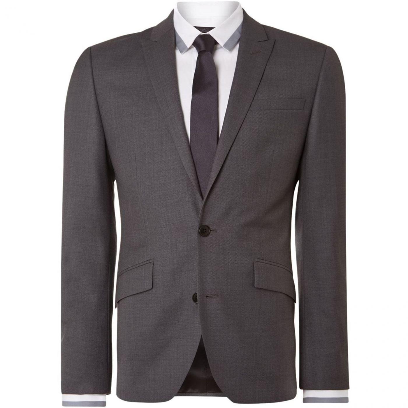 Kenneth Cole Lawton Tonal Slim Fit Suit Jacket