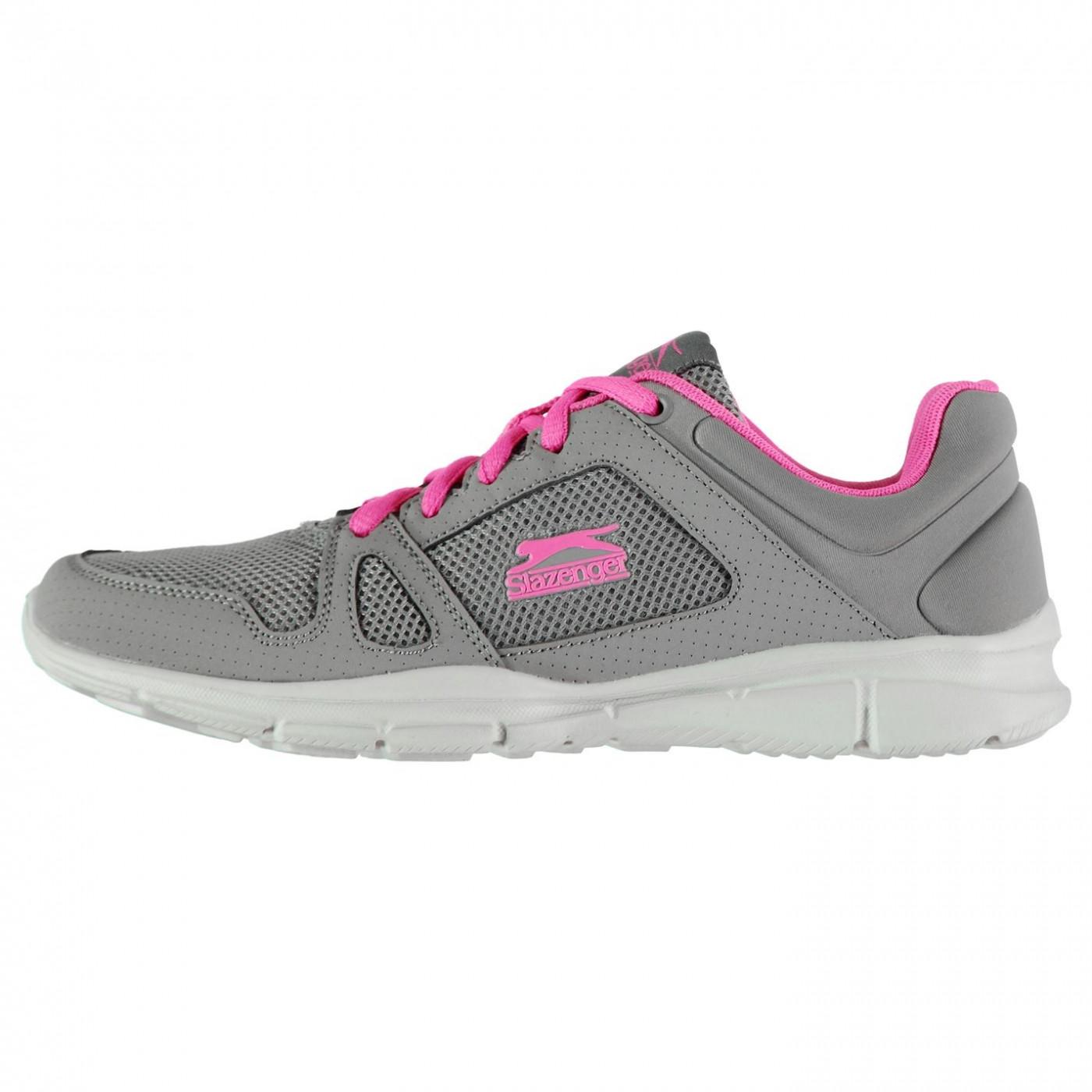 Slazenger Force Mesh Running Shoes Ladies