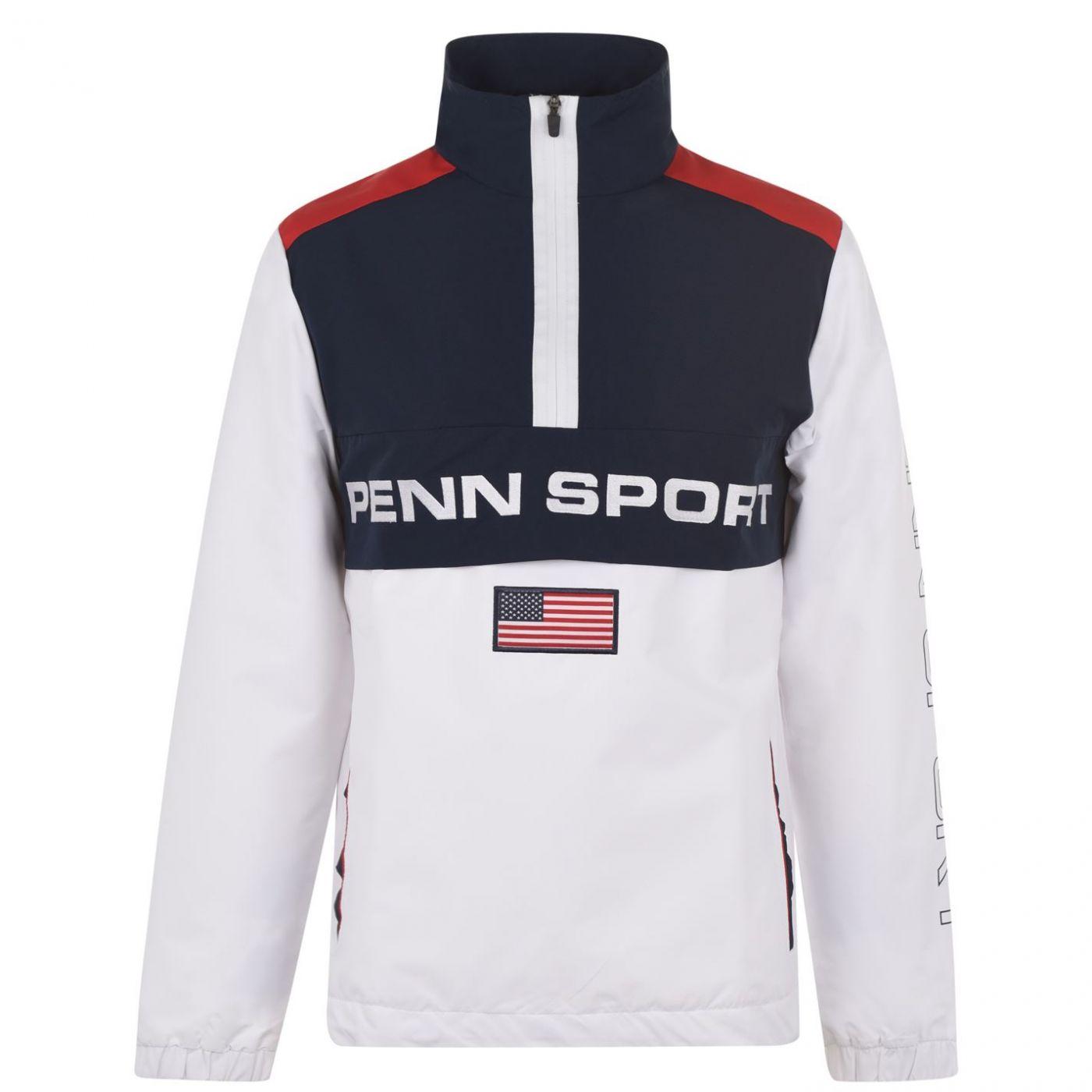 Penn Funnel Zip Jacket Mens