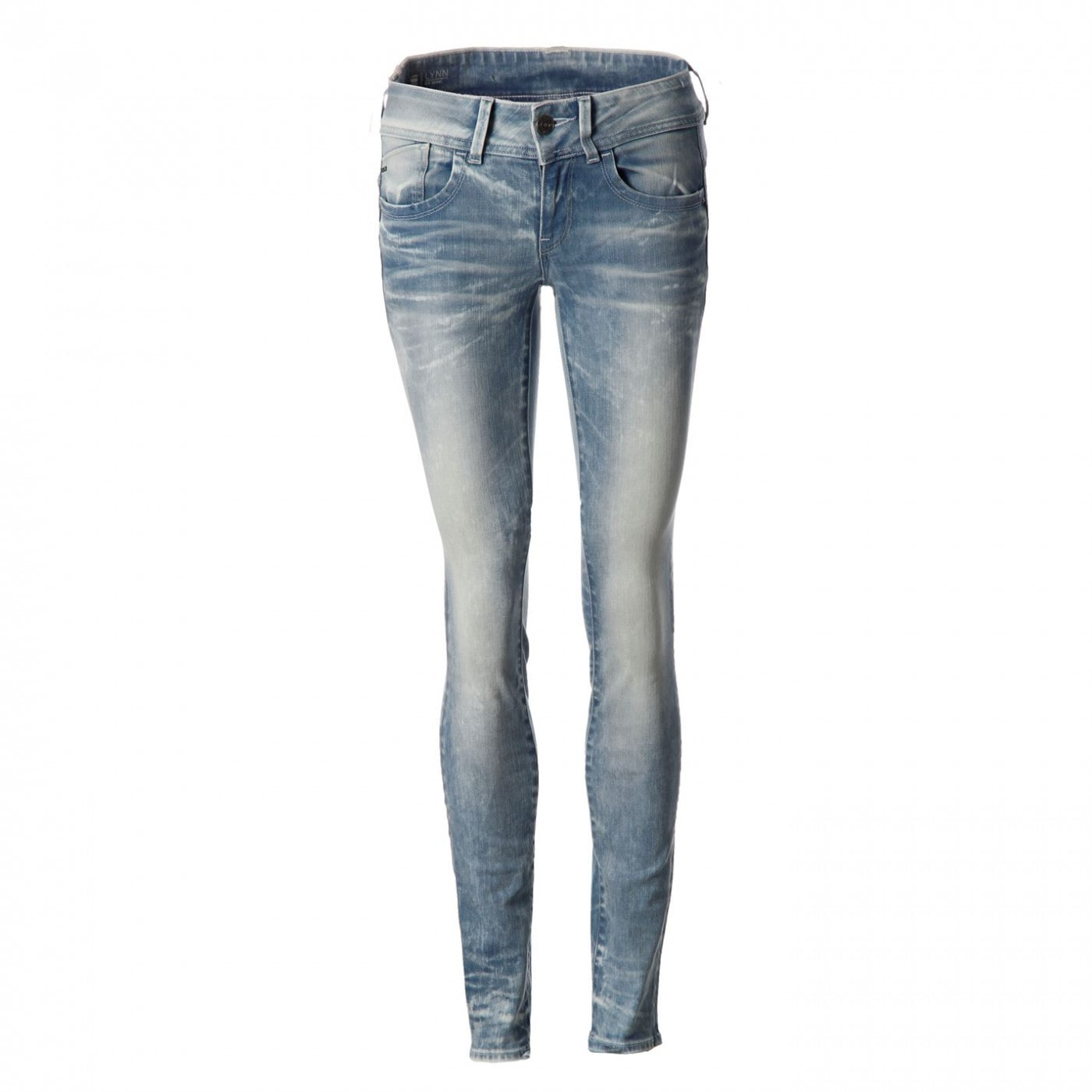 G Star Lynn Skinny Jeans