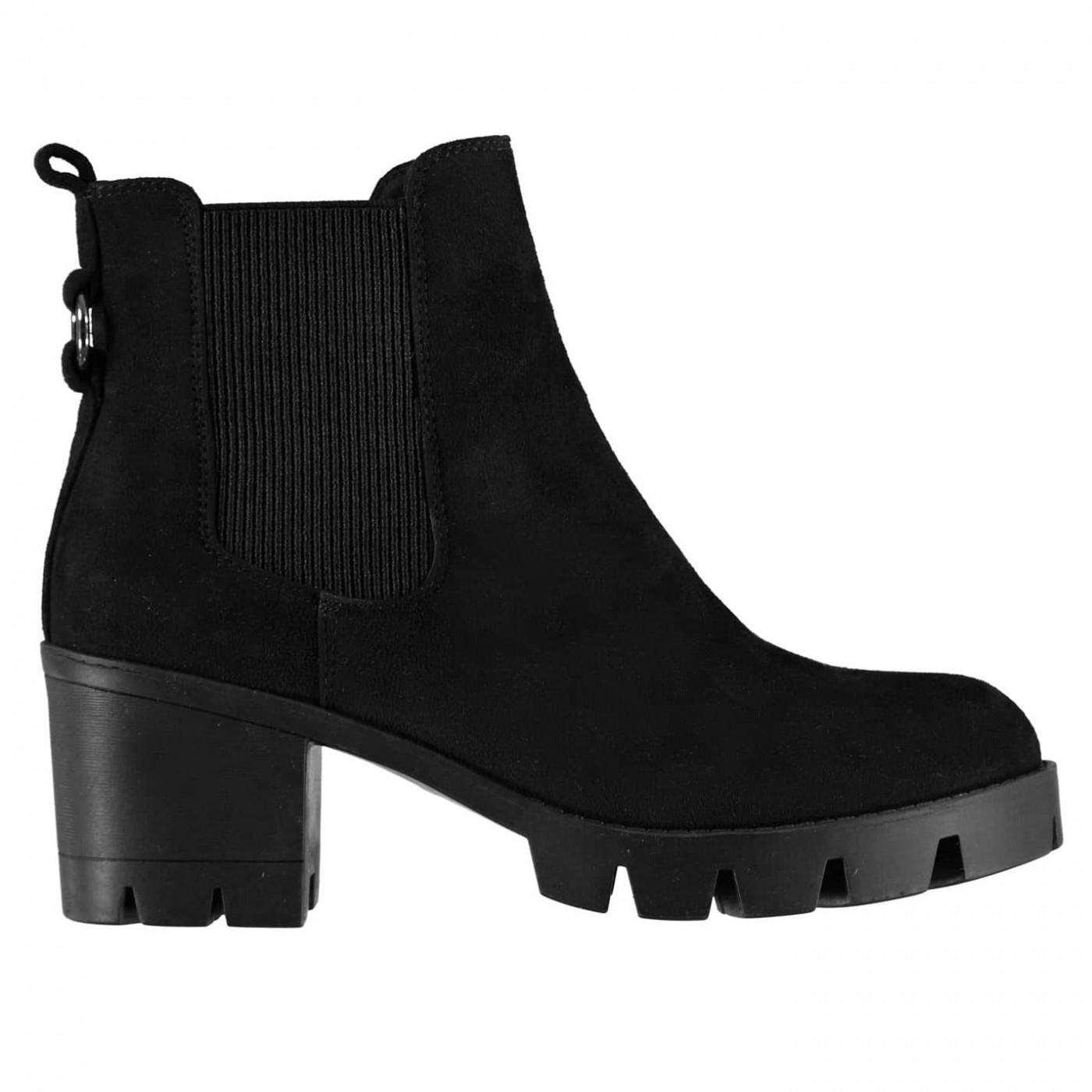 Miso Kashmere Ladies Heeled Boots