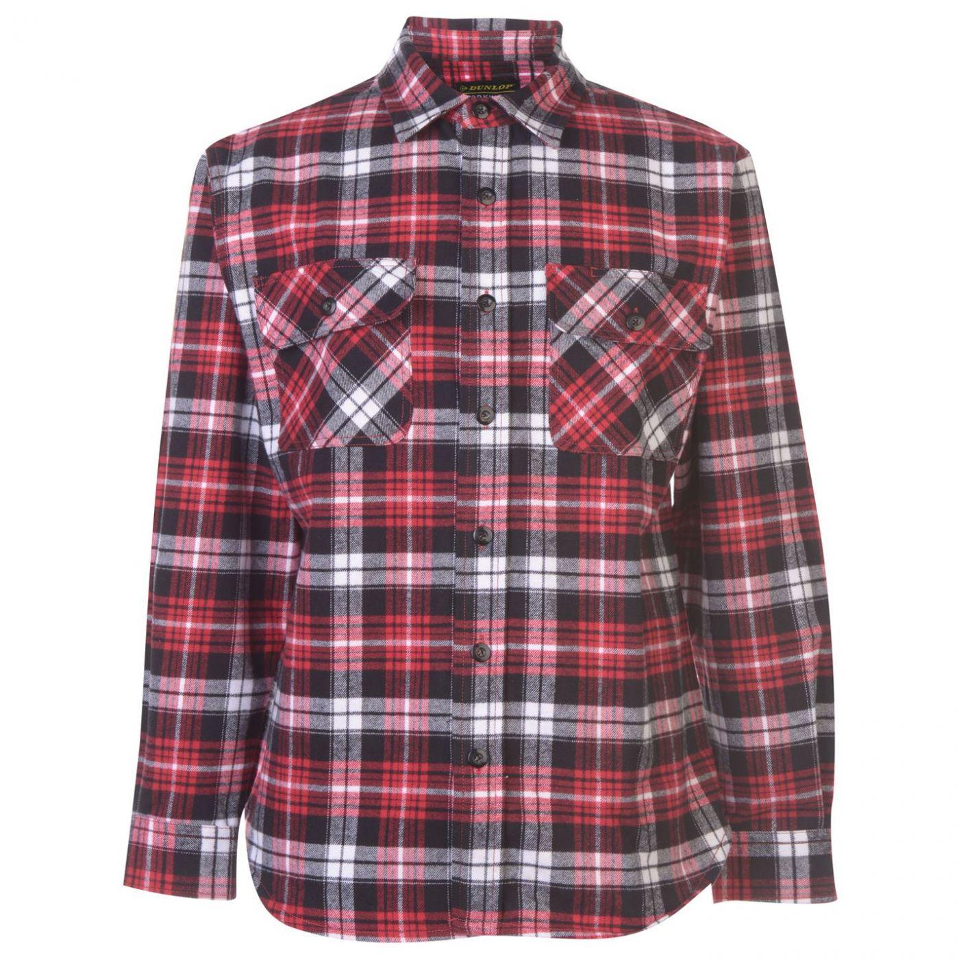 Dunlop Brawny Shirt Mens