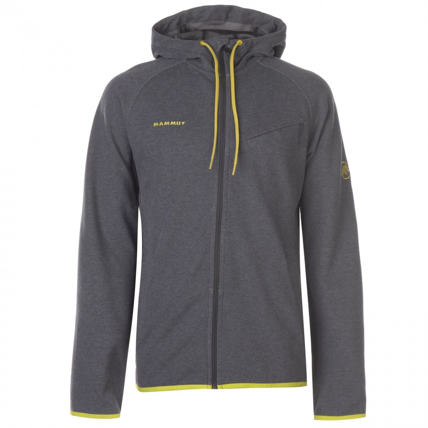 Mammut Logo Hooded Jacket Mens