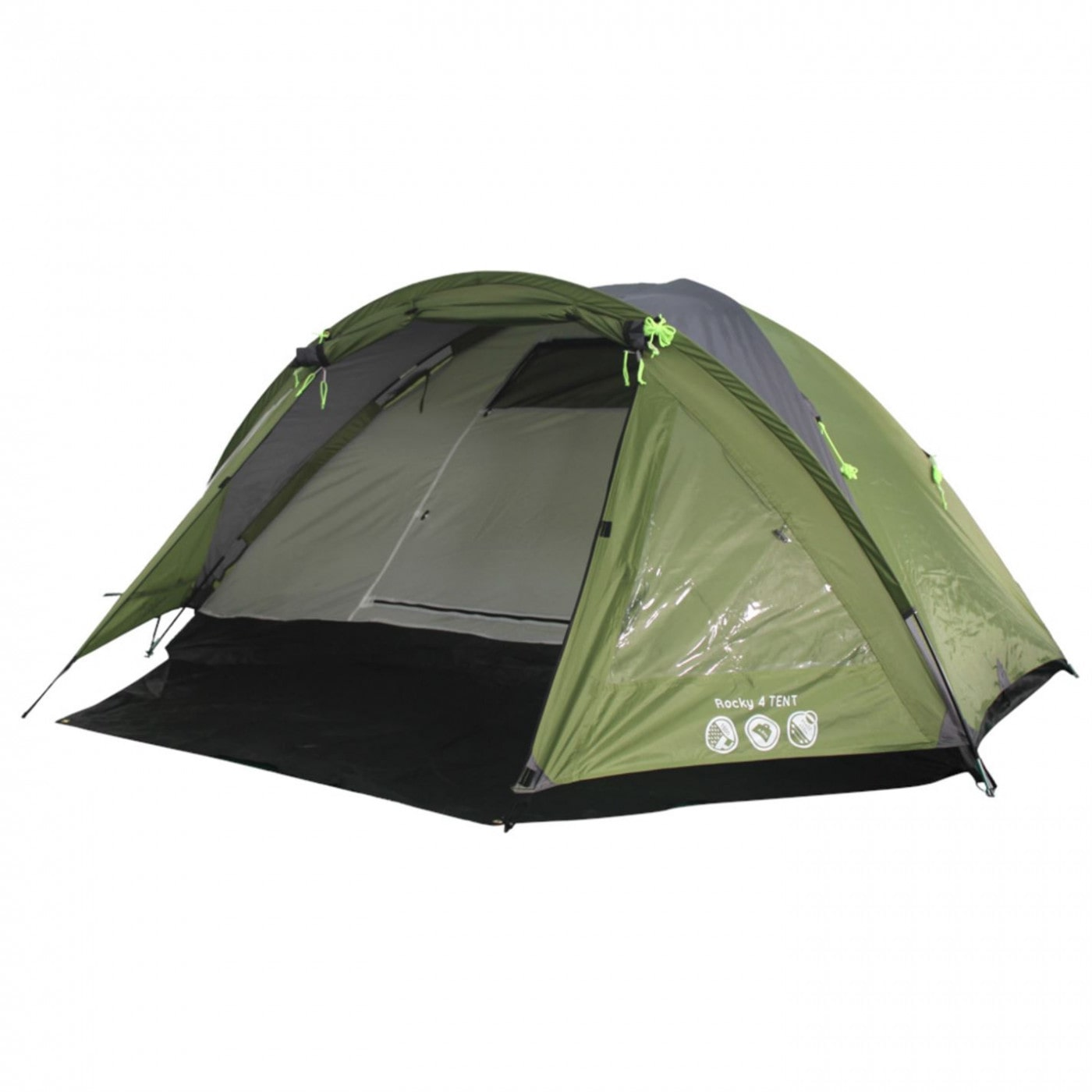Gelert Rocky 4 Tent