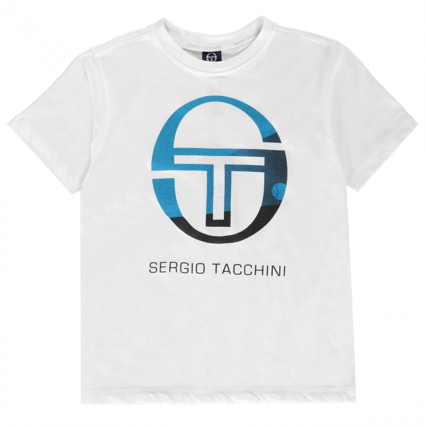 Sergio Tacchini Elbow T Shirt Junior Boys