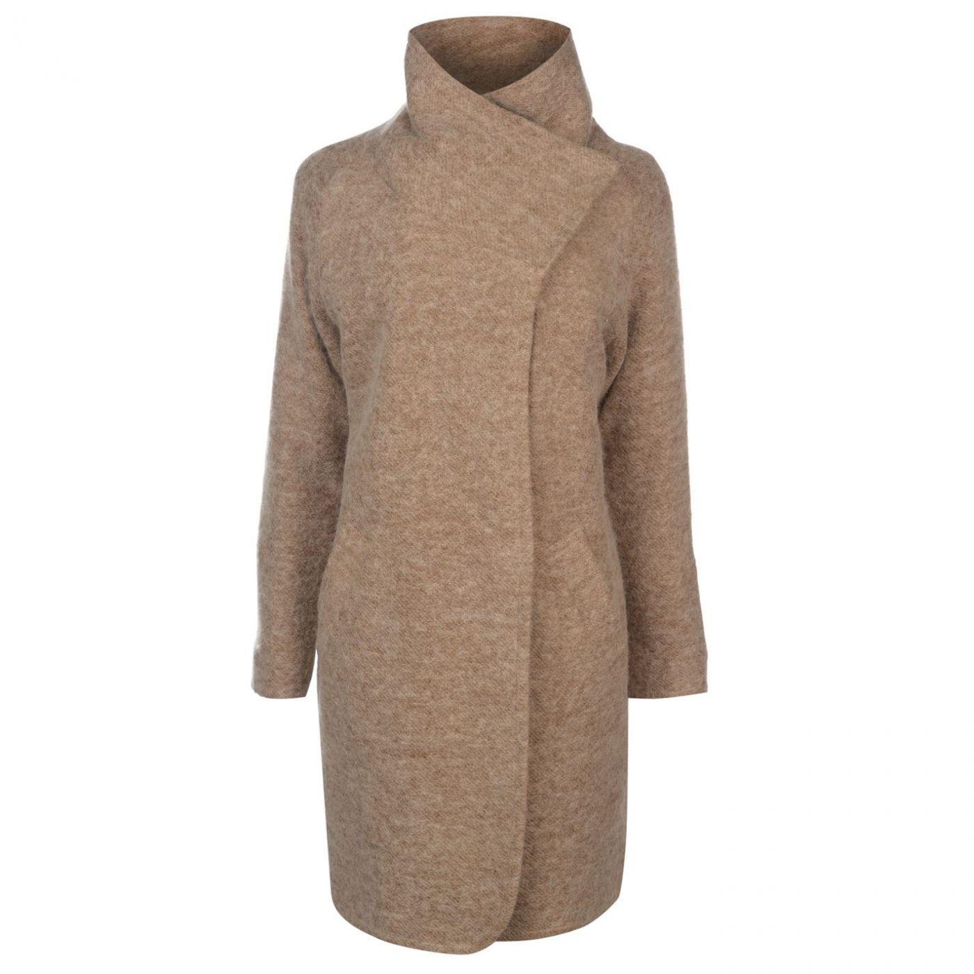 David Barry Wool Coat Ladies