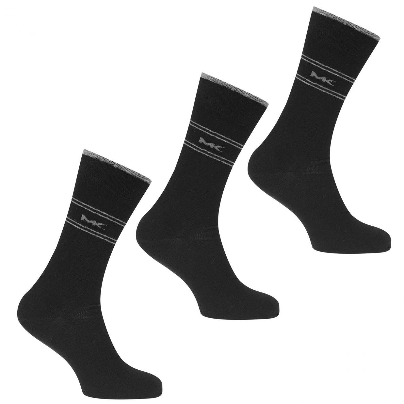 MICHAEL Michael Kors Pack Dress Socks
