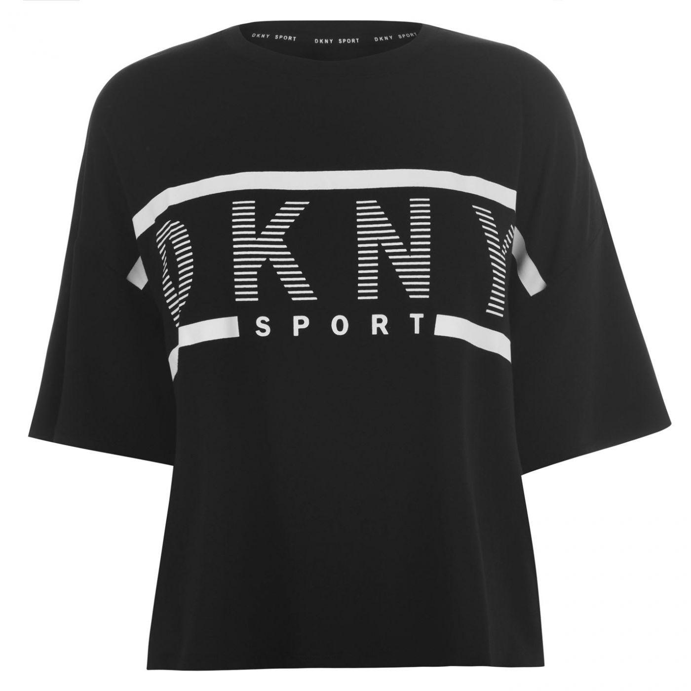 DKNY Sport Crop T Shirt