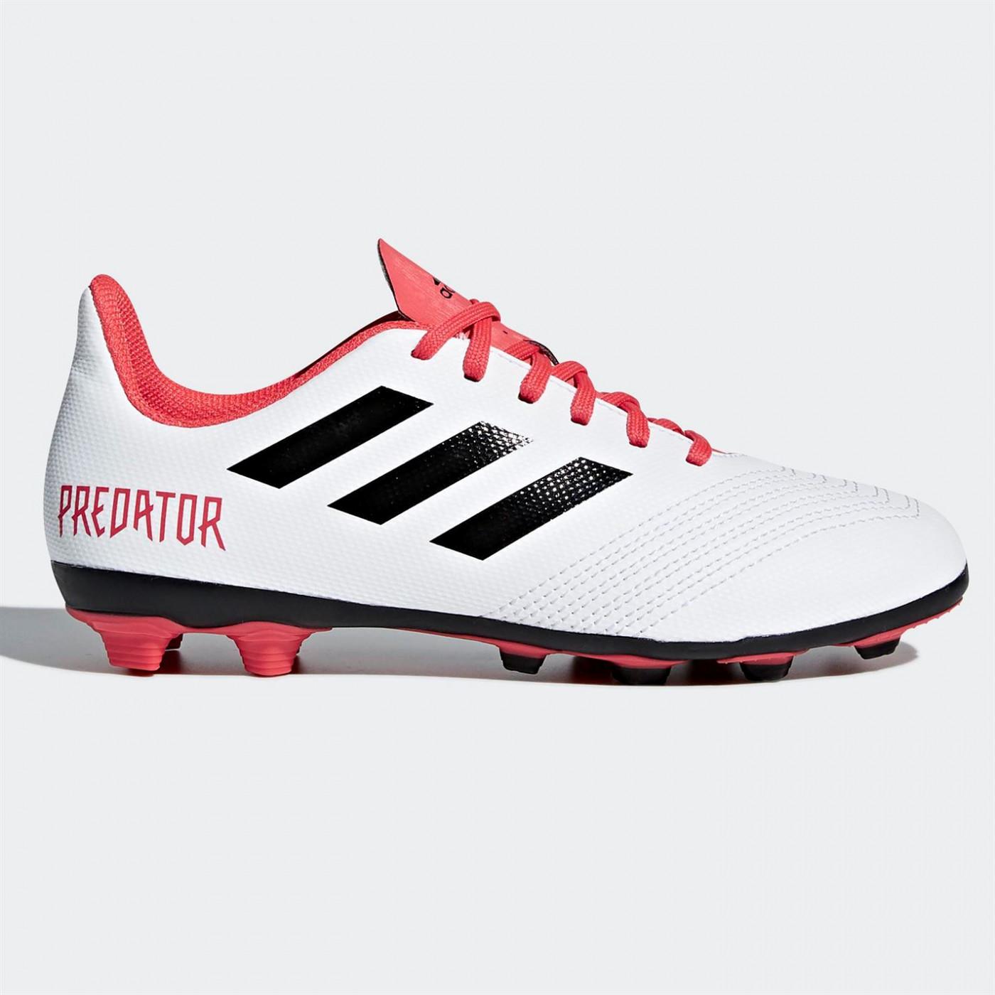 2b6c51fcfb68 Adidas Predator 18.4 Junior FG Football Boots - FACTCOOL
