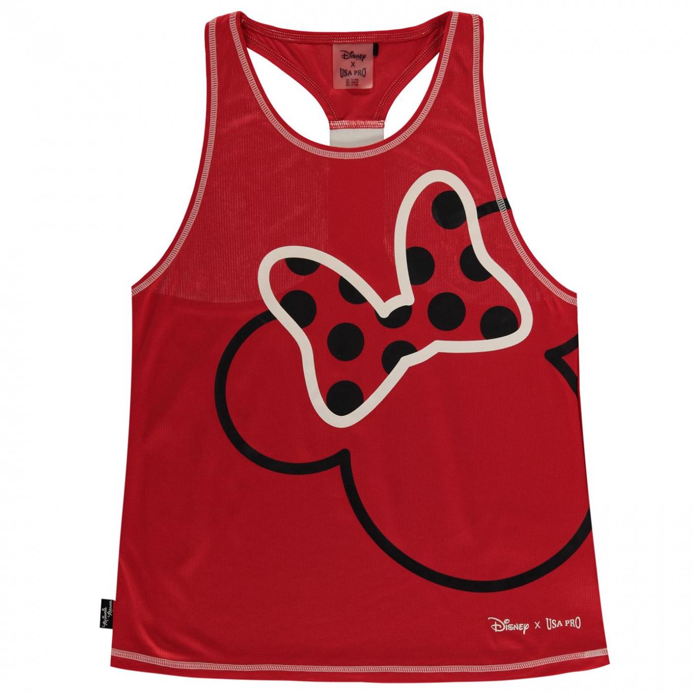 USA Pro Disney Vest Girls