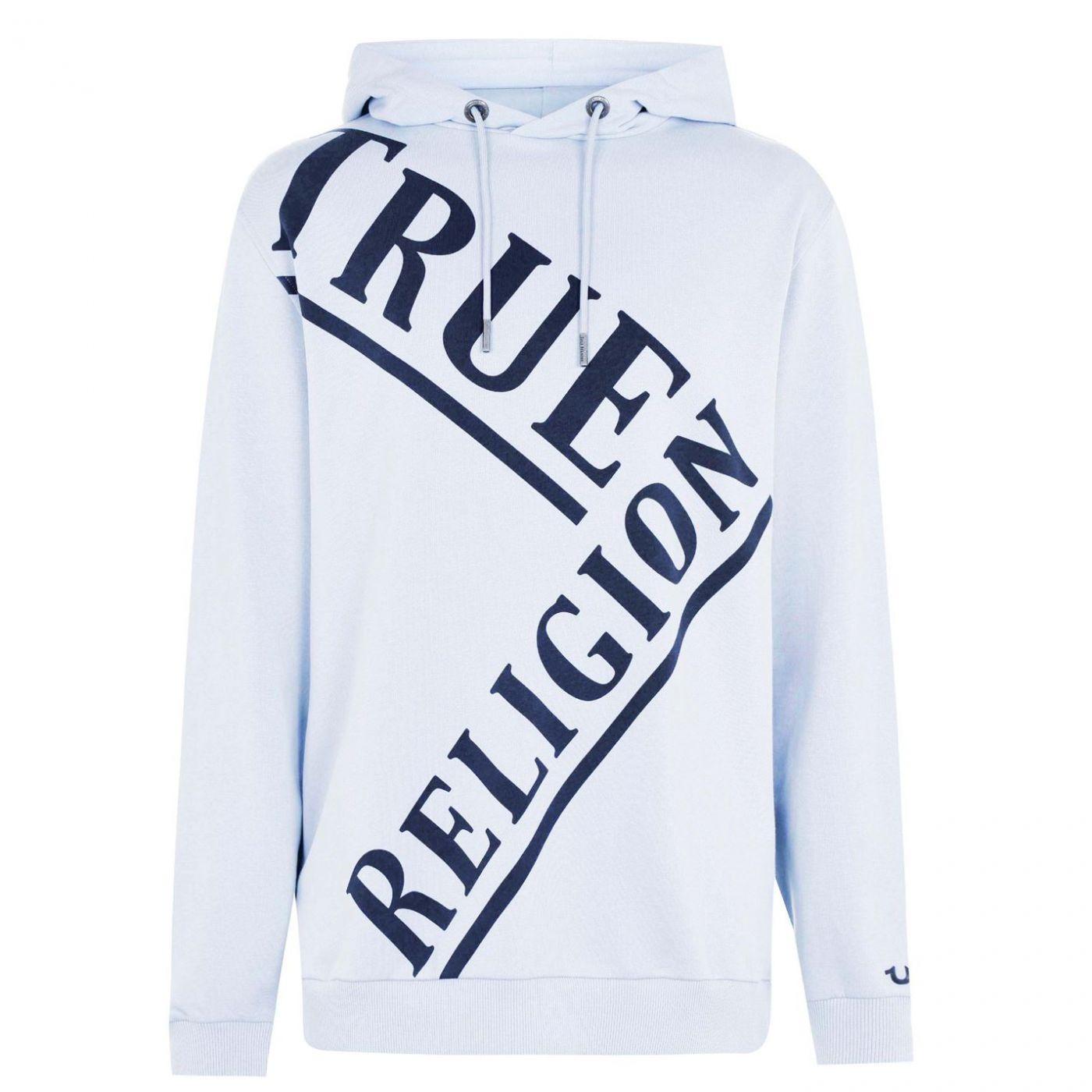 True Religion Text Hoody Snr 04
