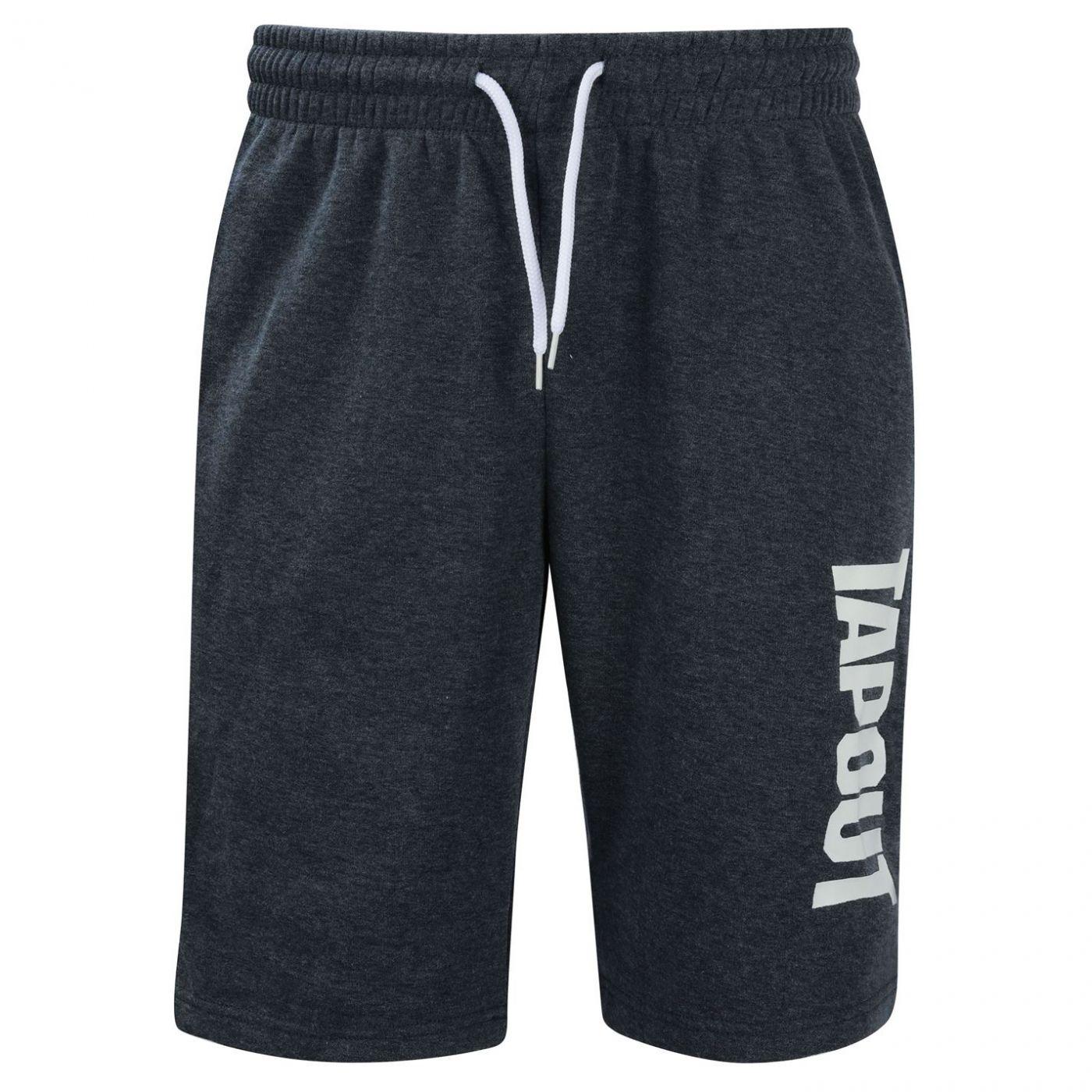 Tapout Fleece Shorts Mens
