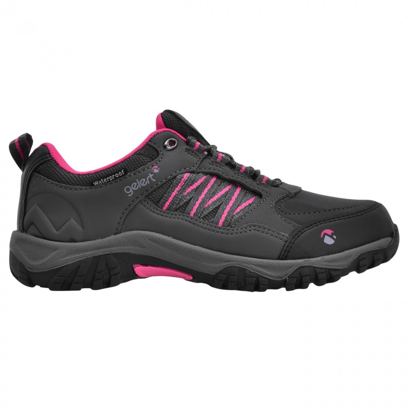 Kids's walking shoes Gelert Horizon Low Waterproof