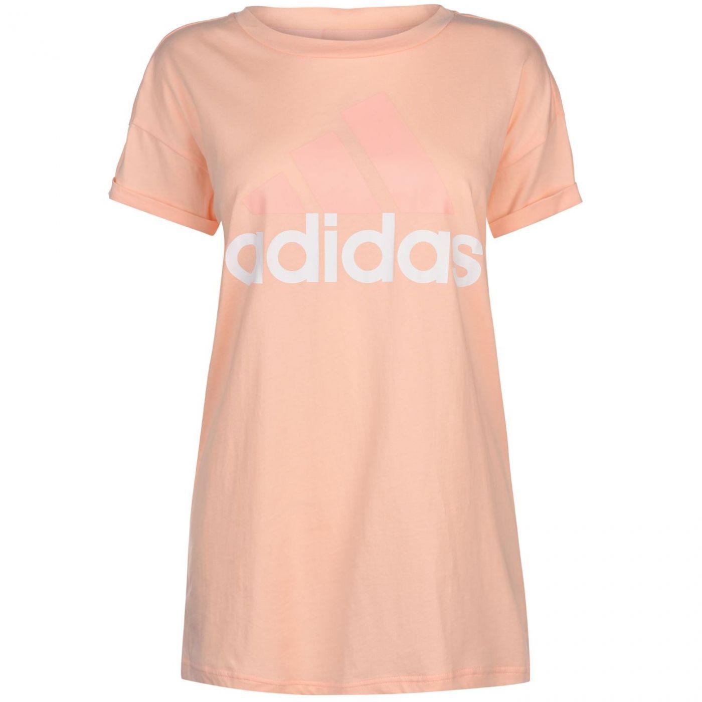 Adidas Boyfriend T Shirt Ladies