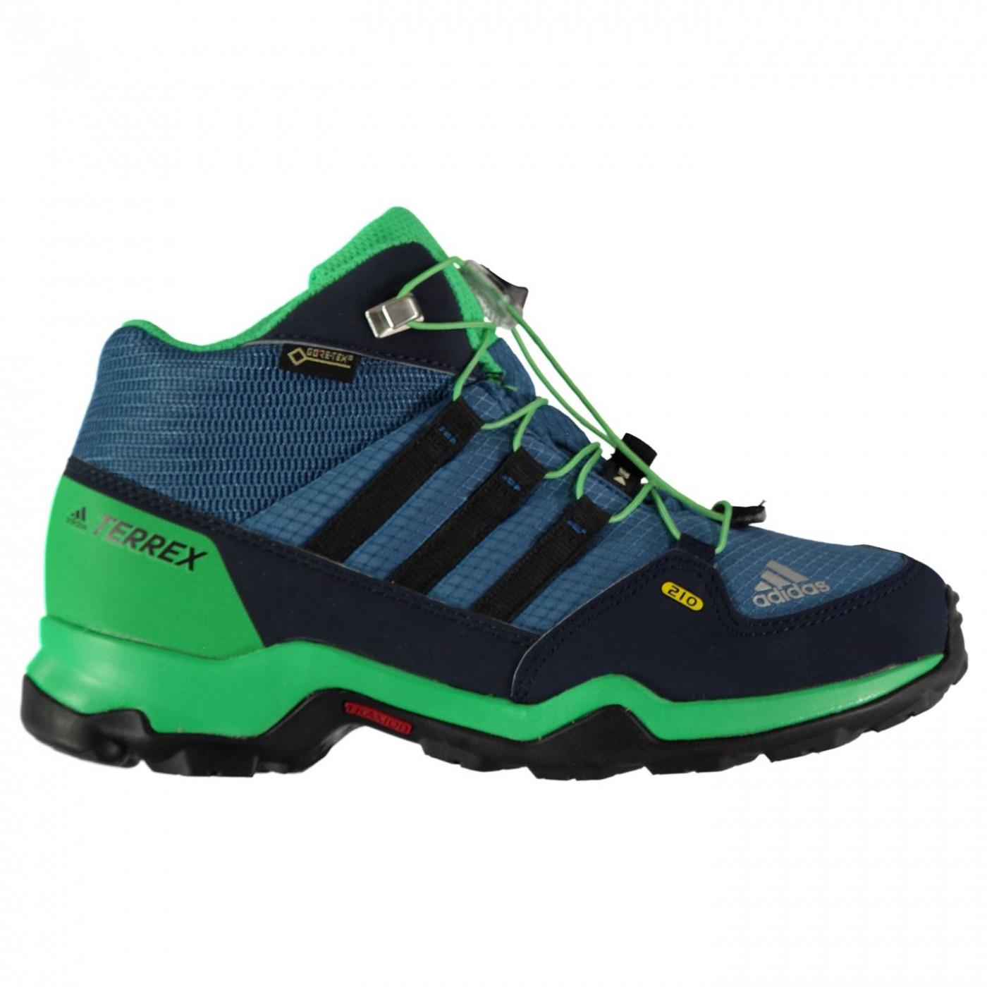 Adidas Terrex GTX Mid Top Junior Walking Boots