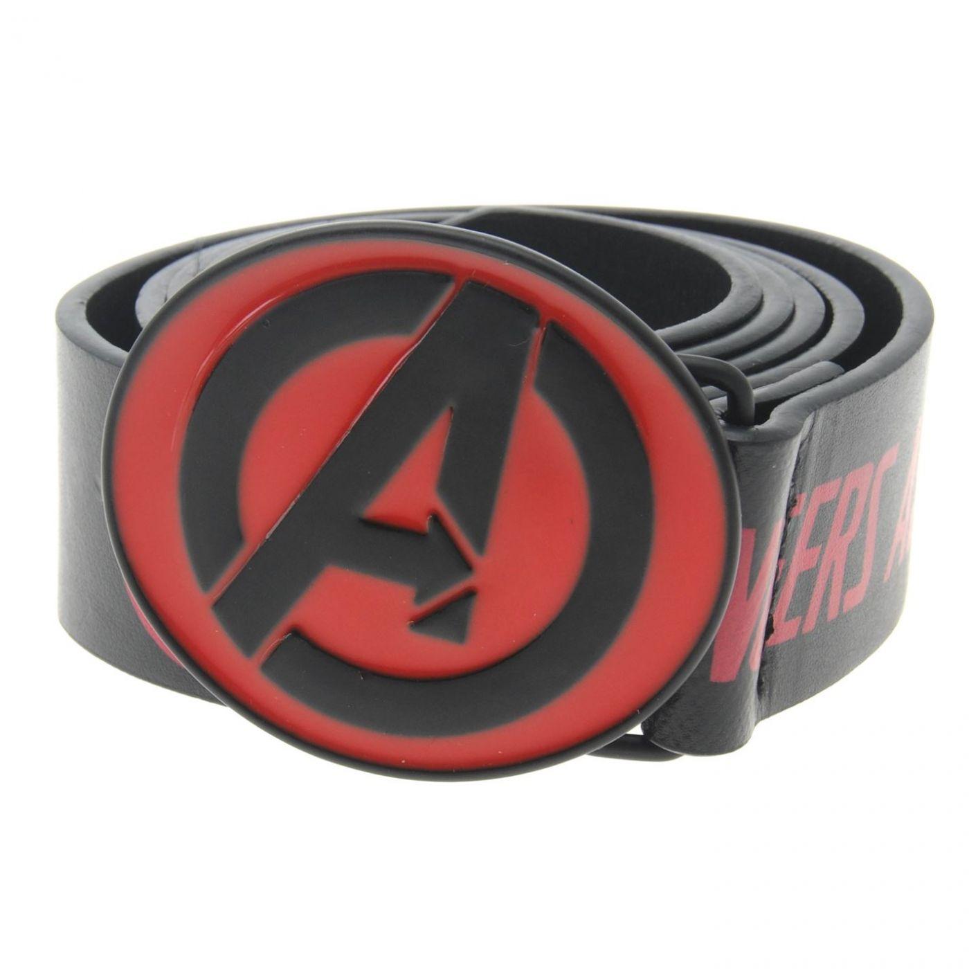 Marvel Avengers Logo Belt Junior