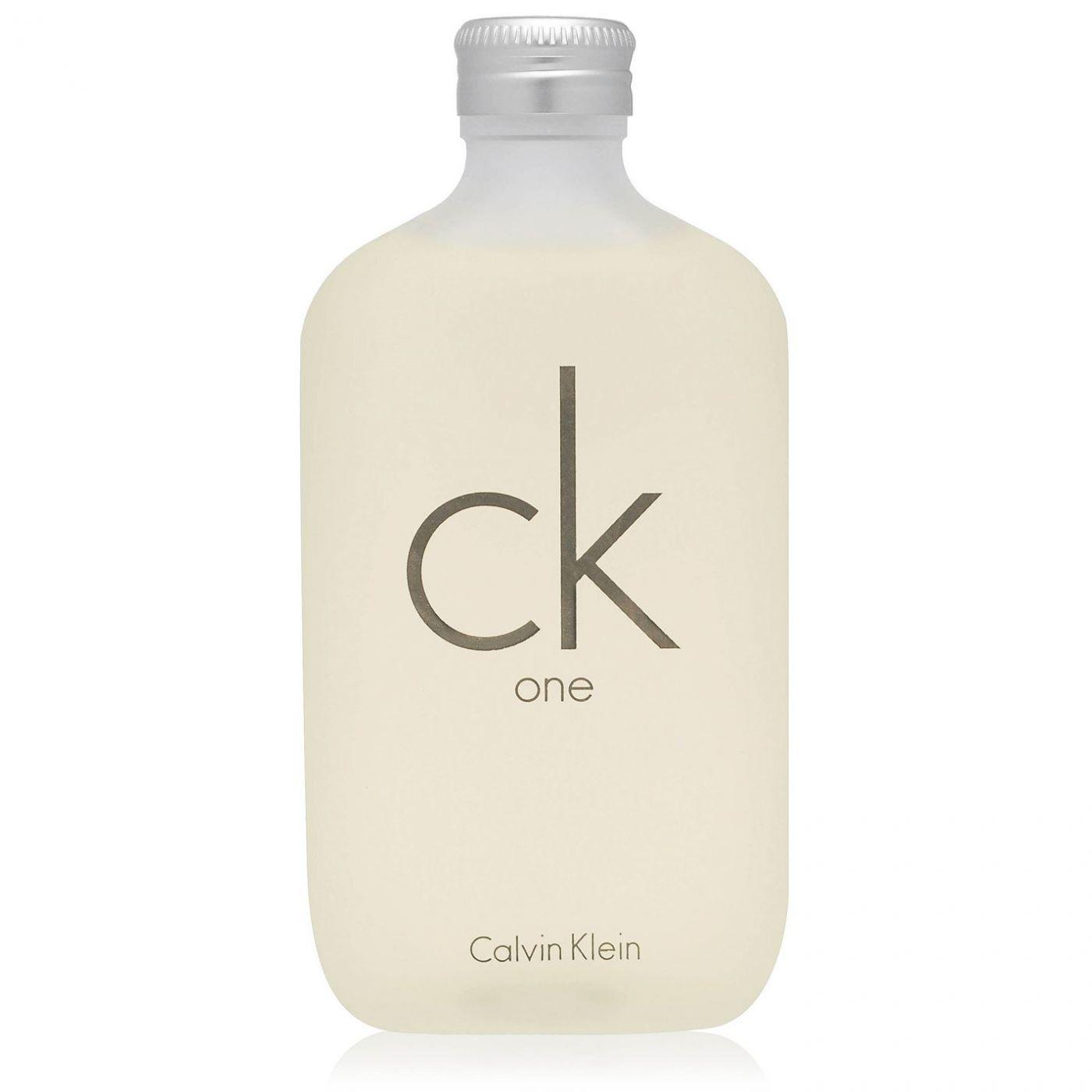 c932c49d29a Calvin Klein CK One Eau de Toilette Unisex Adult - FACTCOOL