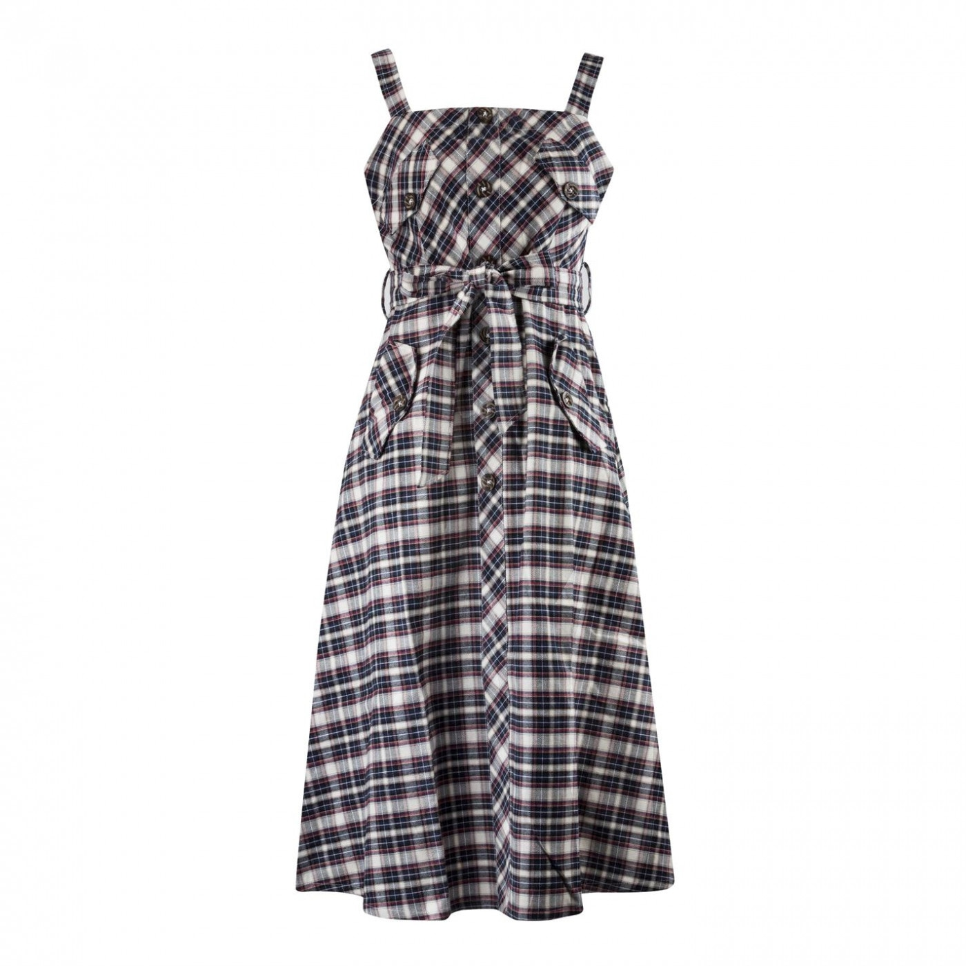 Lee Cooper dámske kockované šaty