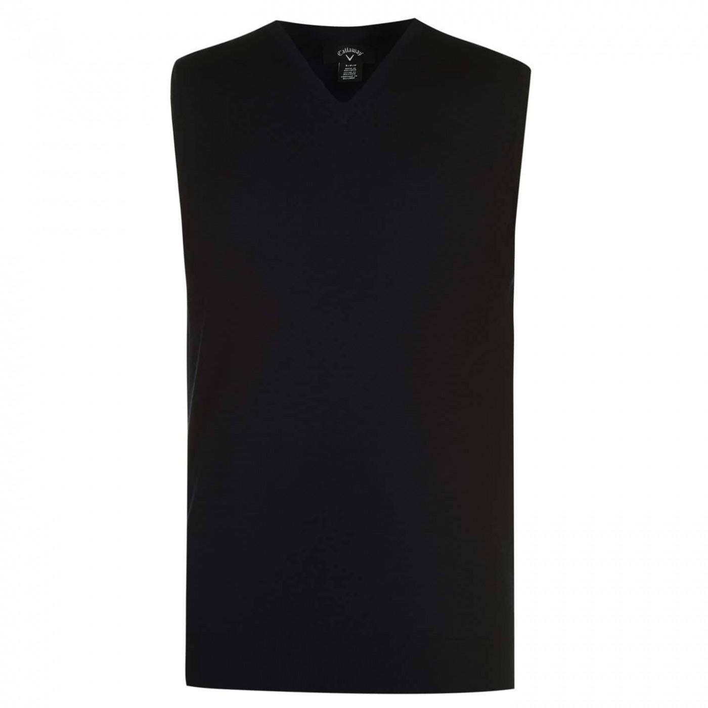 Callaway Sweatshirt Vest Mens