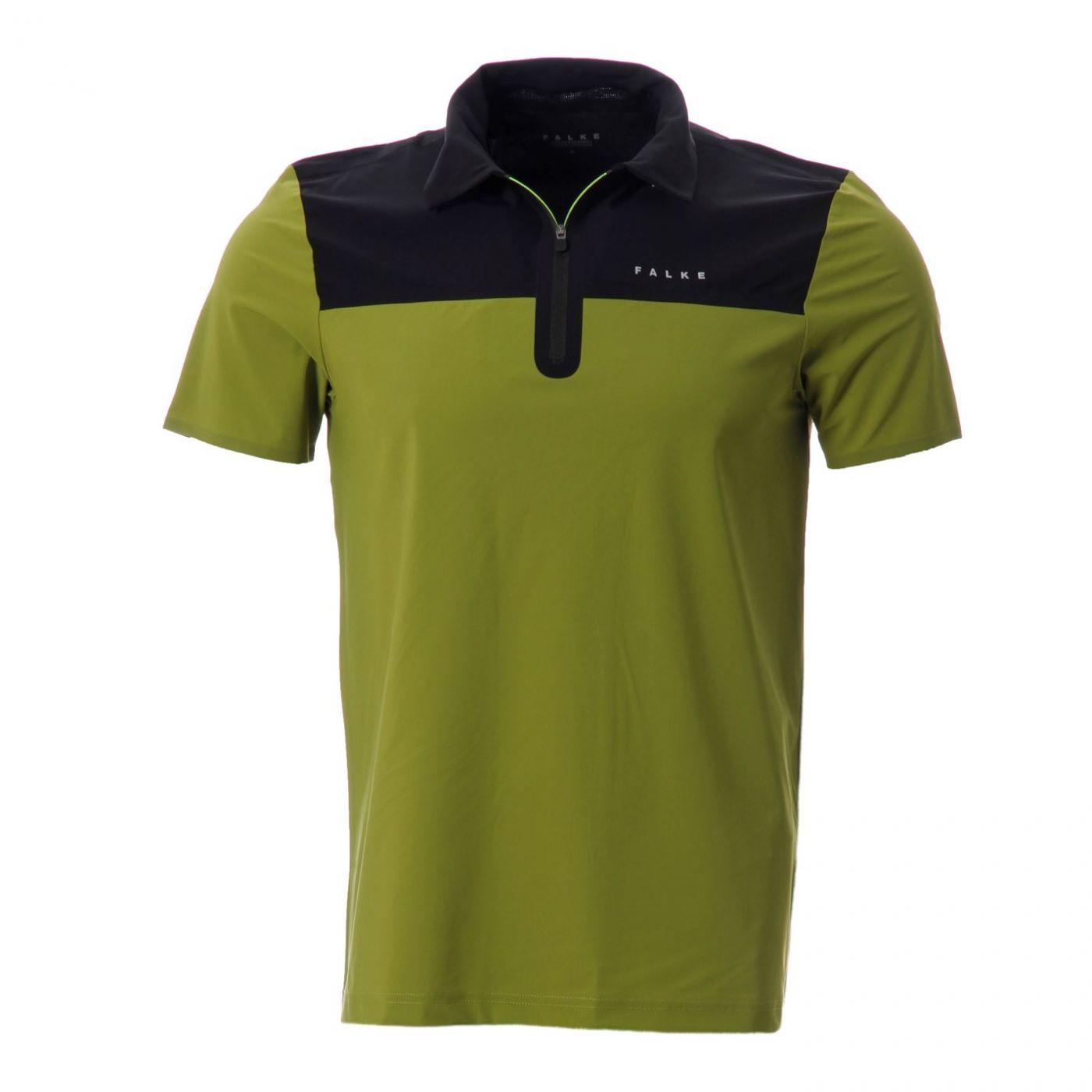 Falke Short Sleeve Polo Shirt Mens