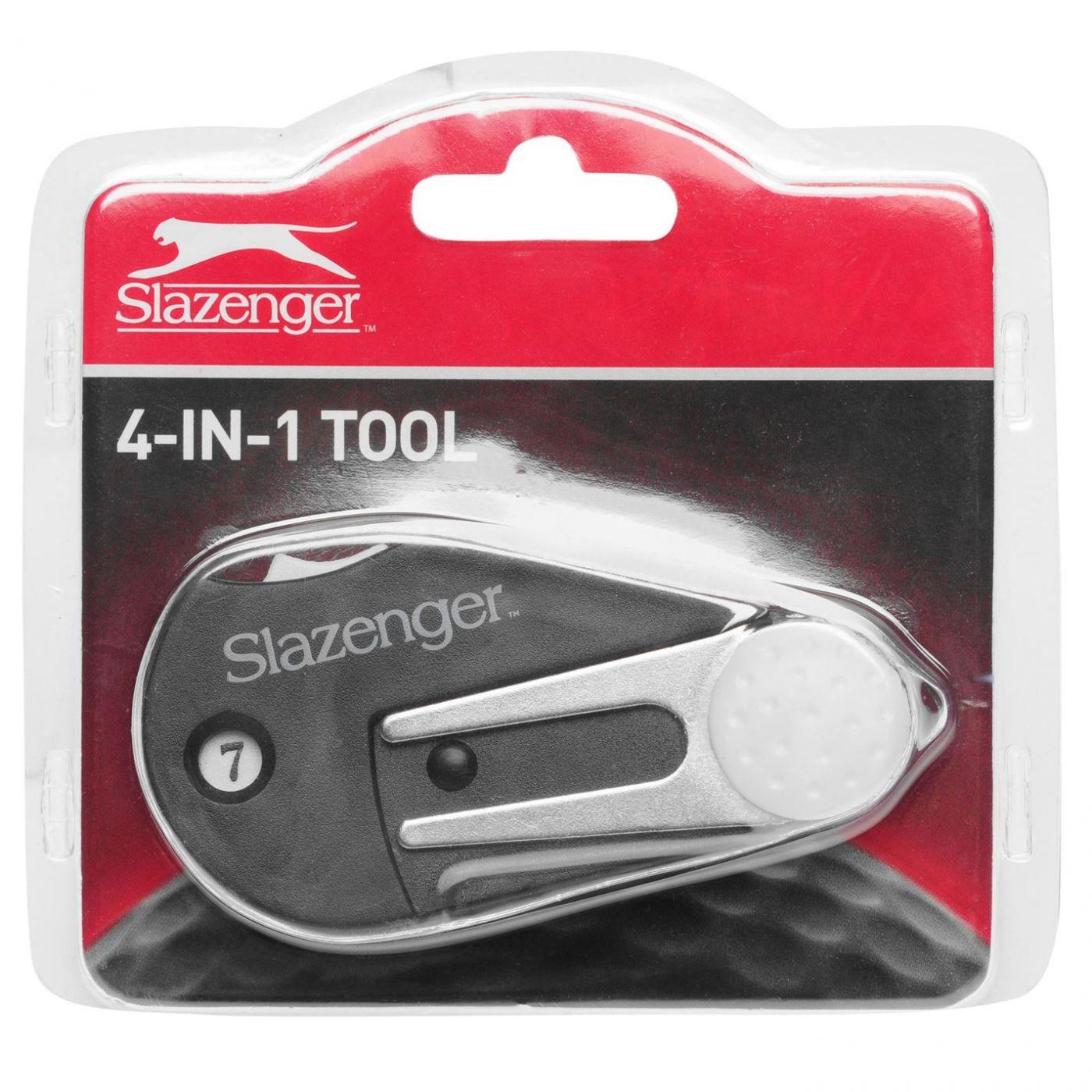 Slazenger 4 in 1 Golf Tool