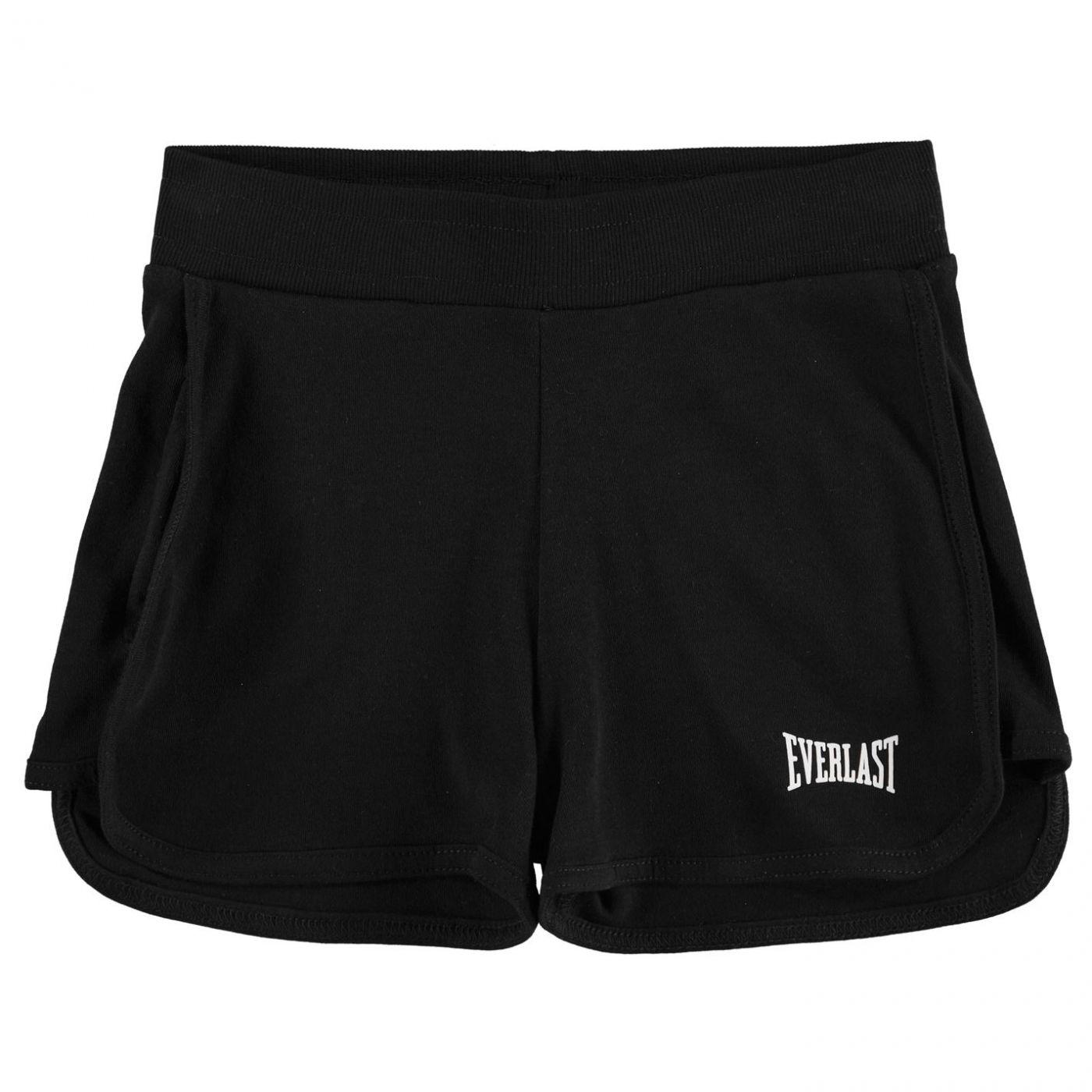 Everlast Junior Girls Fleece Shorts