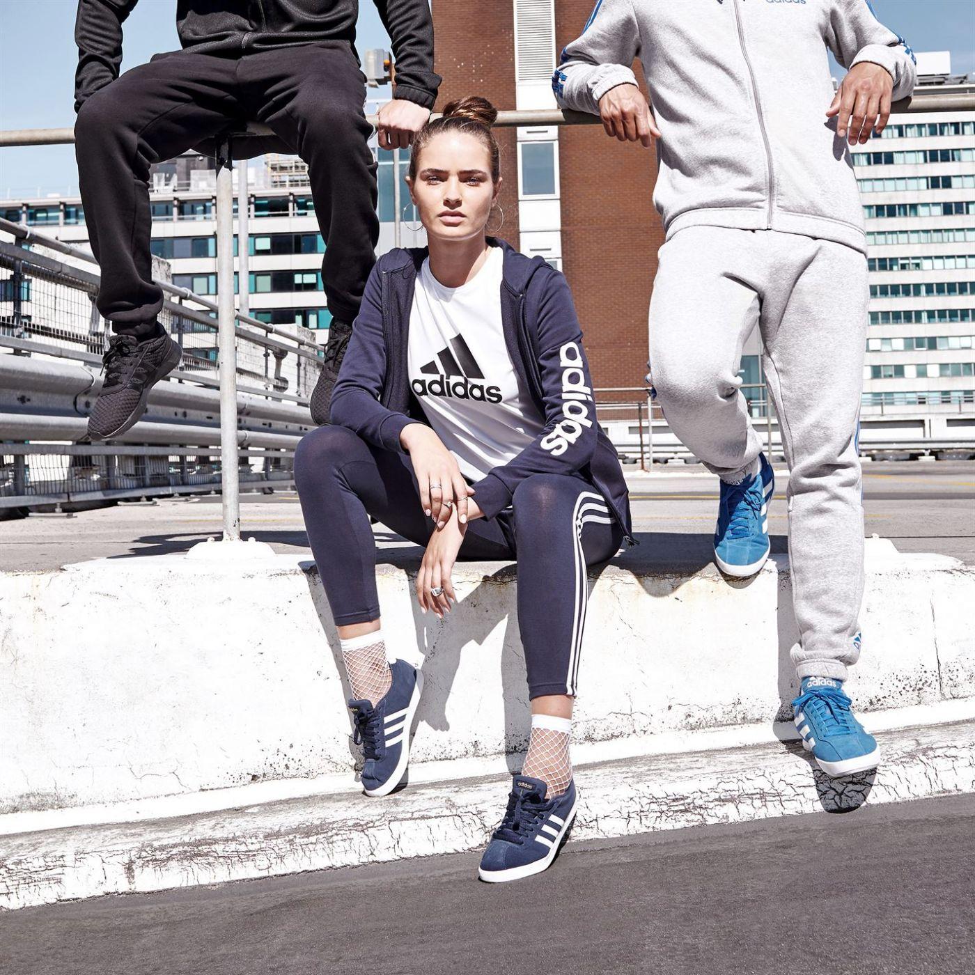 Adidas Full Zip Hoody Ladies